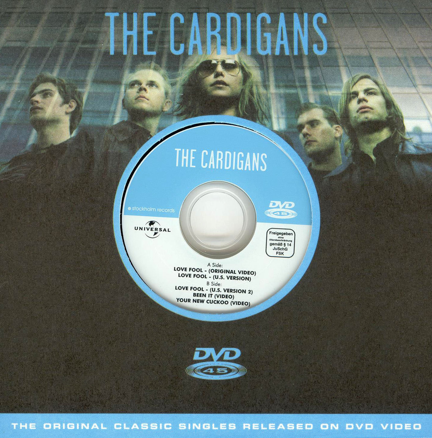 The Cardigans: Love Fool