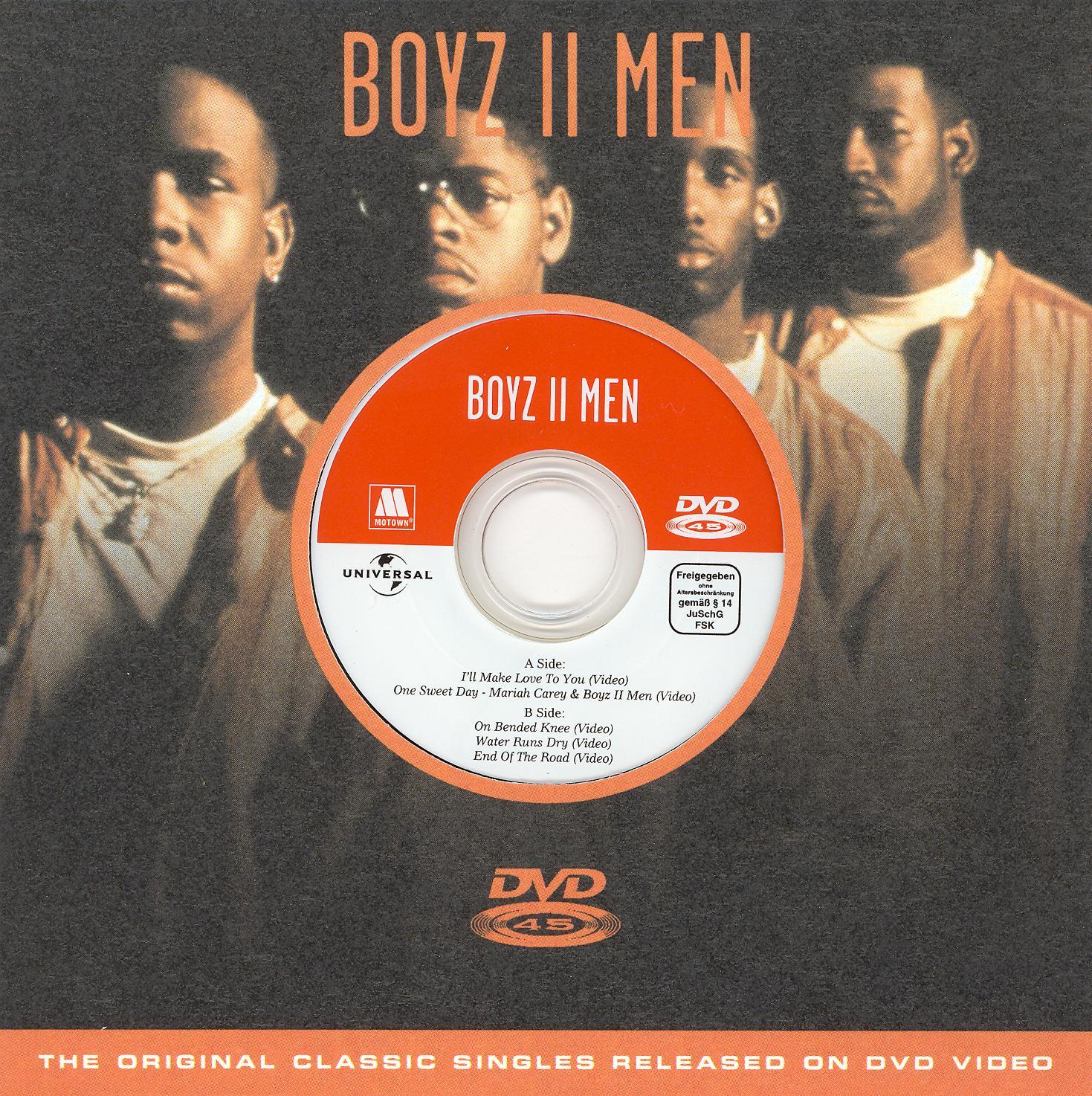 Boyz II Men: I'll Make Love to You