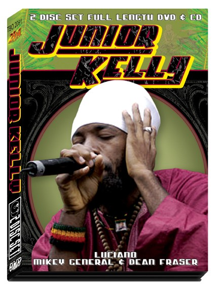 Junior Kelly: Live in San Francisco