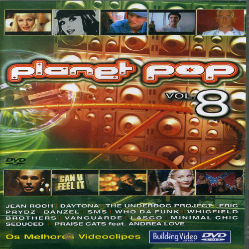 Planet Pop, Vol. 8