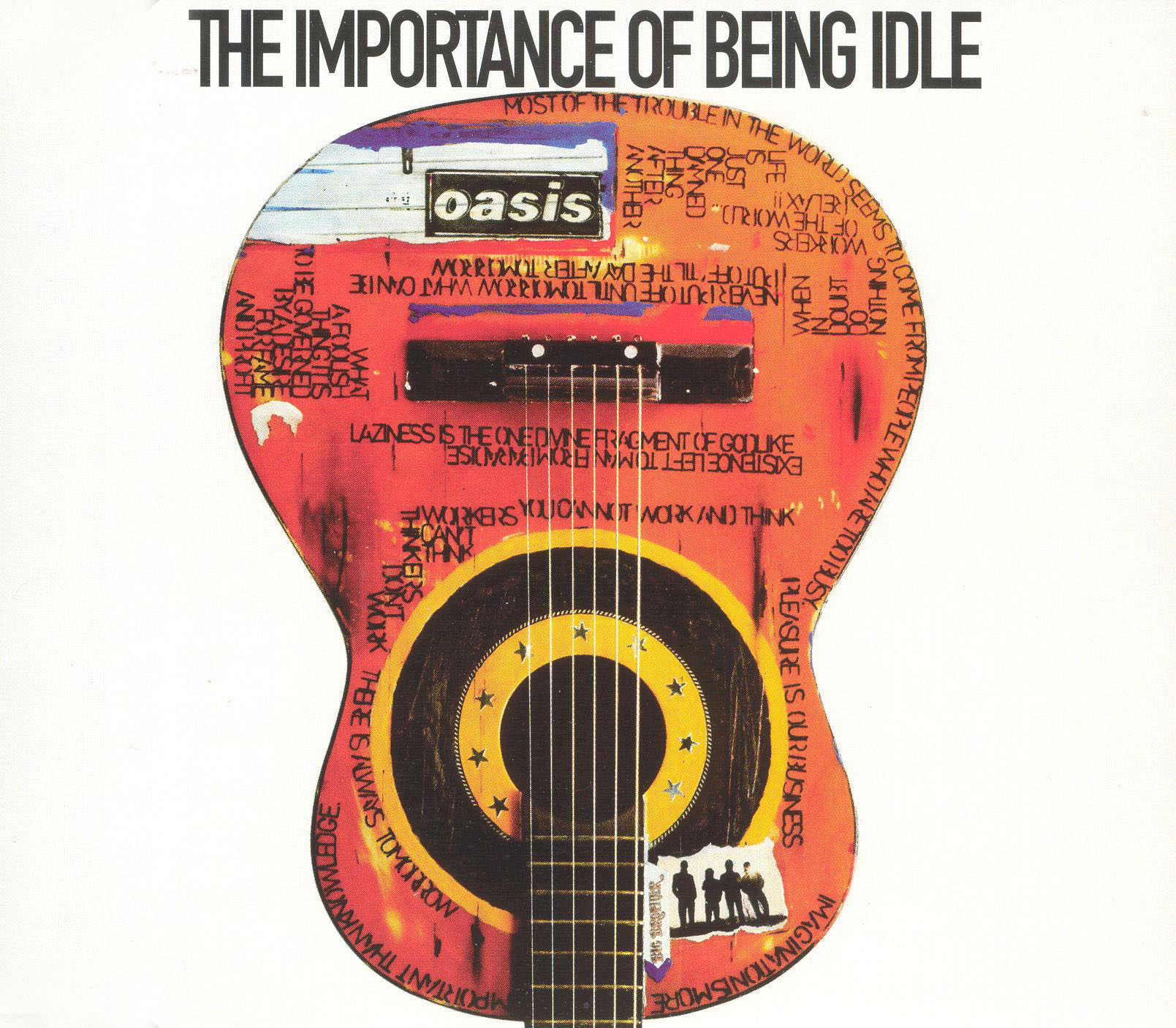 Oasis: Importance of Being Idle