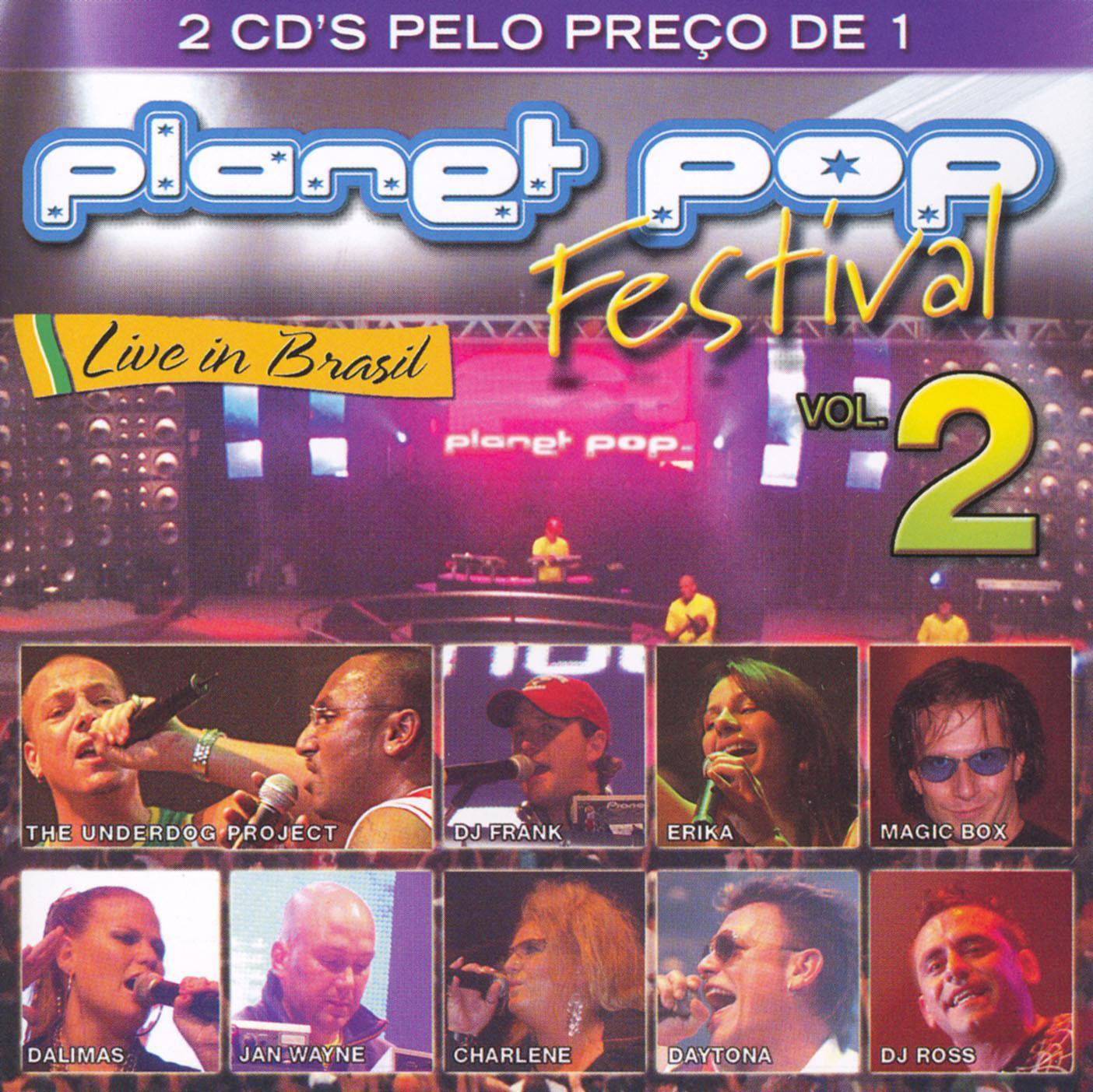 Planet Pop Festival Live in Brazil 2