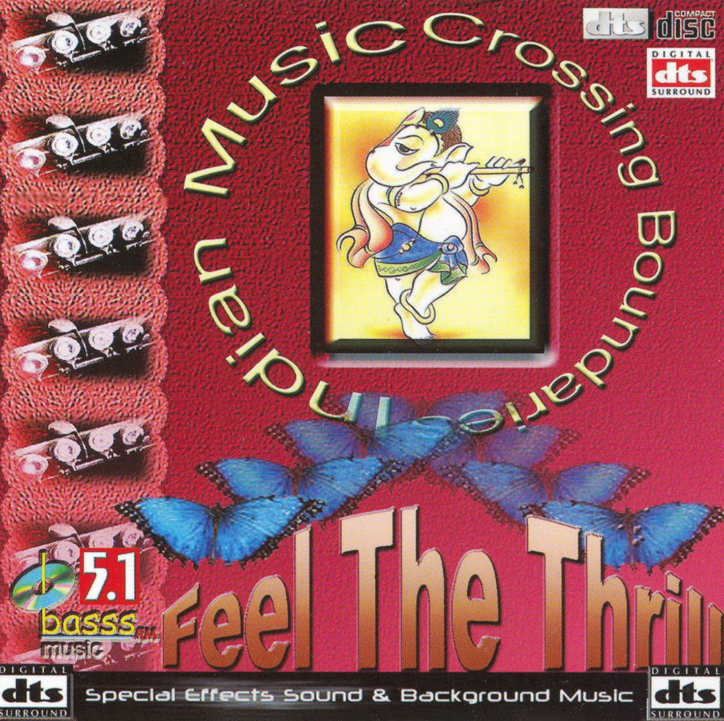 Sipra Bose: Digital Viz-A-Viz Classical - Feel the Thrill