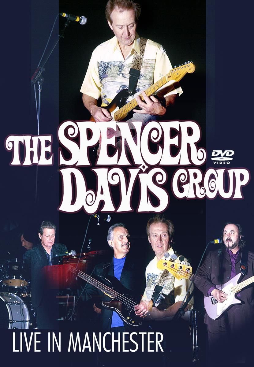 The Spencer Davis Group: Live in Manchester 2002