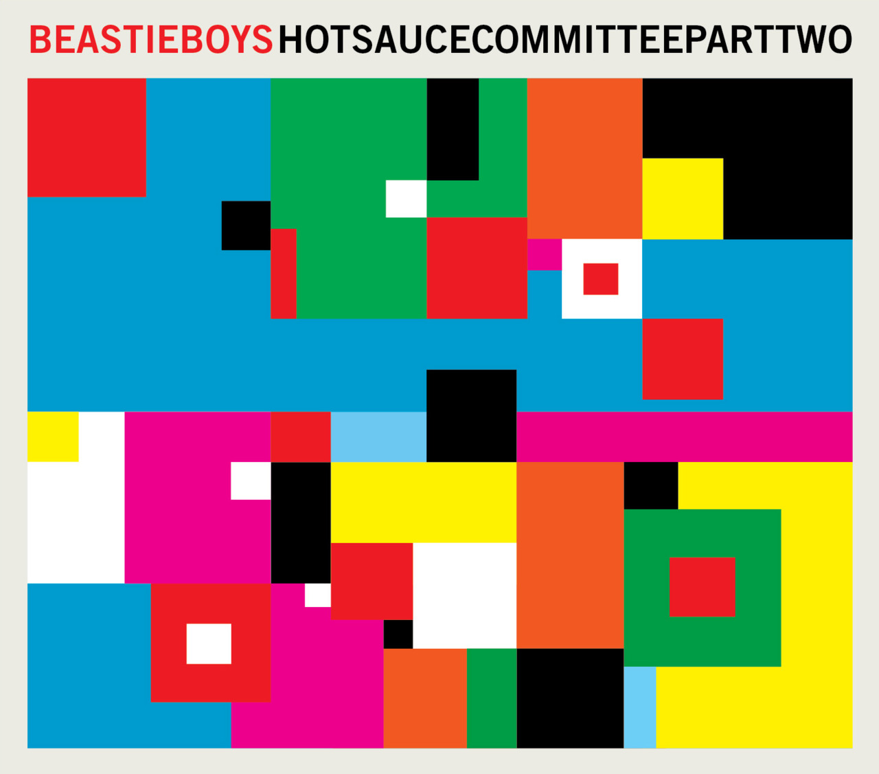 Beastie Boys: Hot Sauce Committee, Part Two