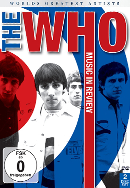 Music in Review: World's Greatest Artists - The Who