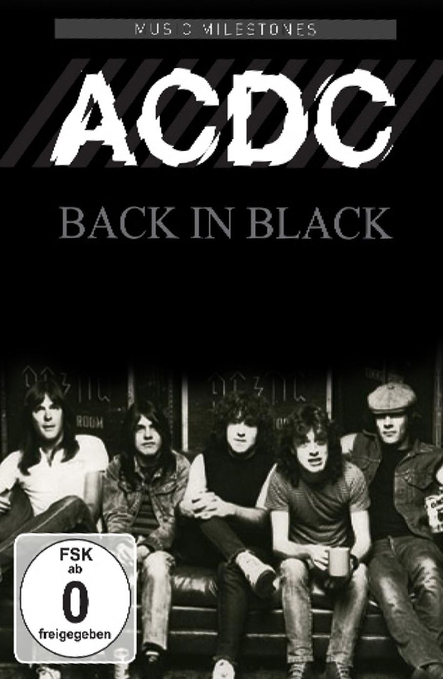 AC/DC: Music Milestones - Back in Black