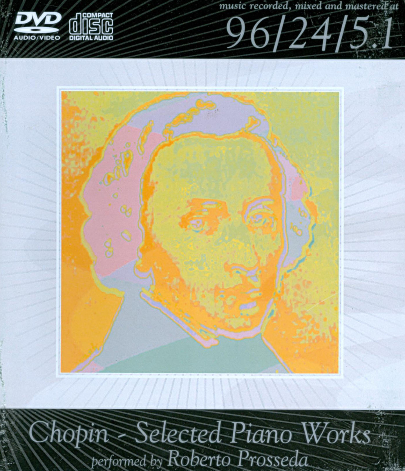 Roberto Prosseda: Chopin - Selected Piano Works