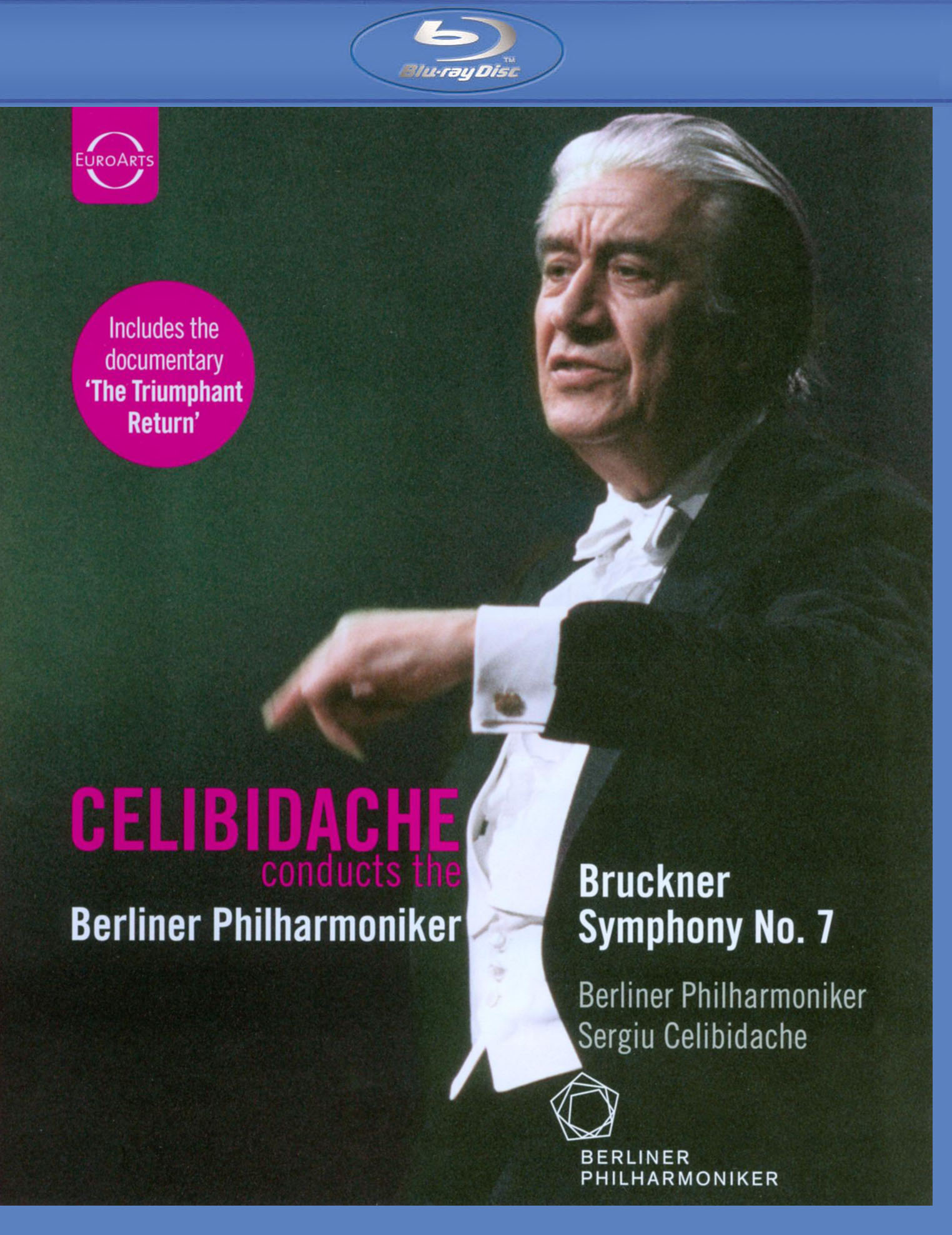 Celibidache Conducts Bruckner: Symphony No. 7