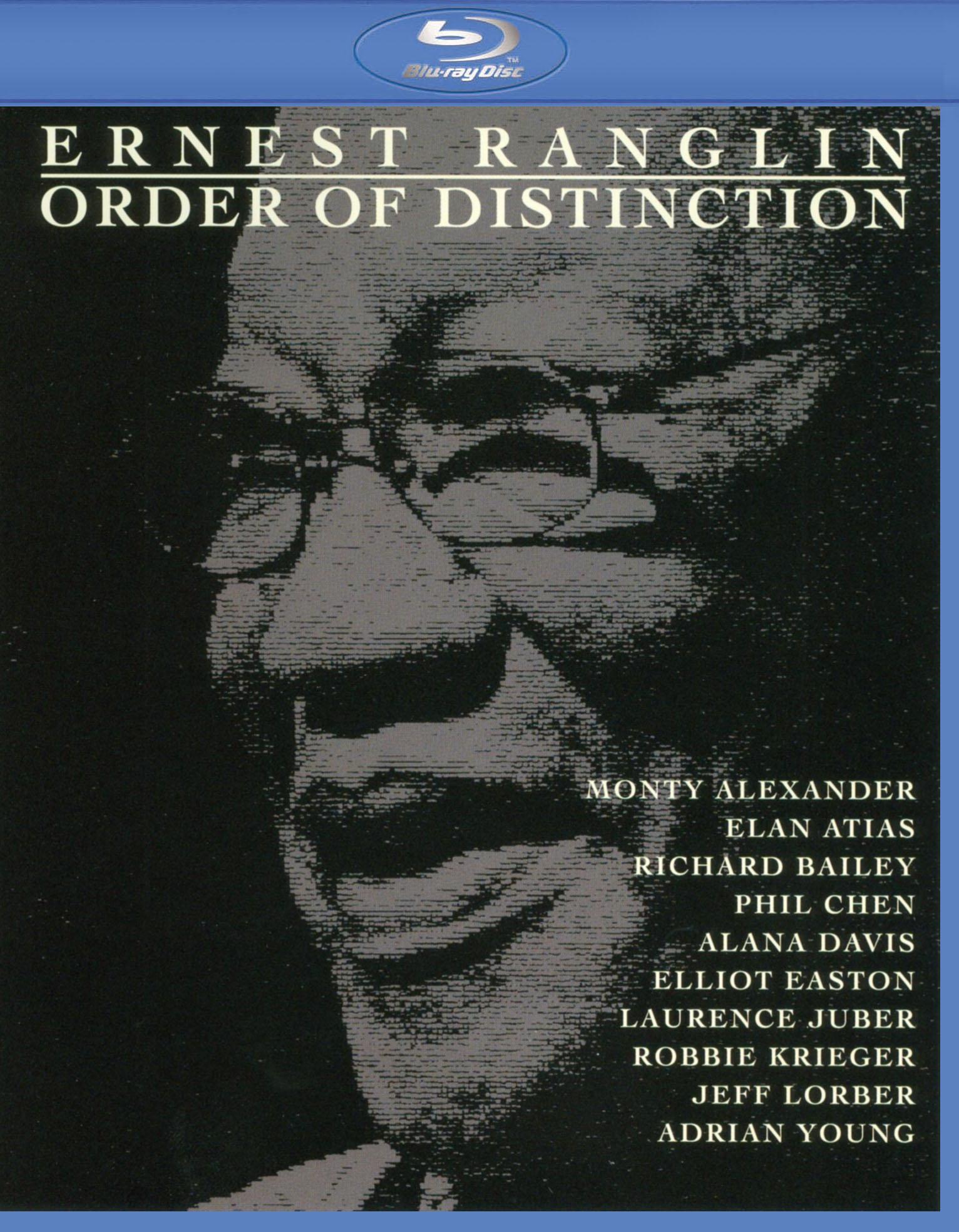 Ernest Ranglin: Order of Distinction