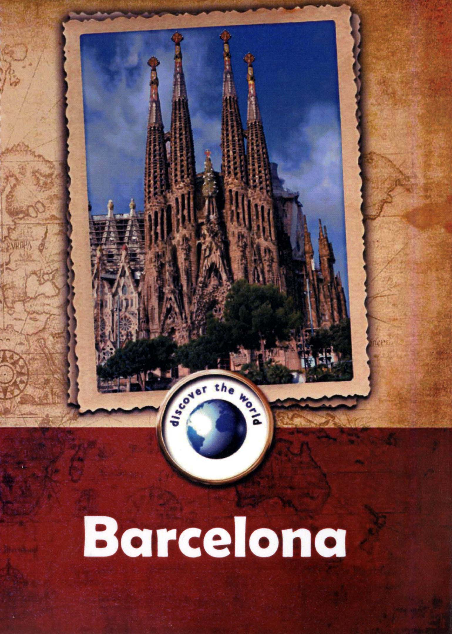 Discover the World: Barcelona