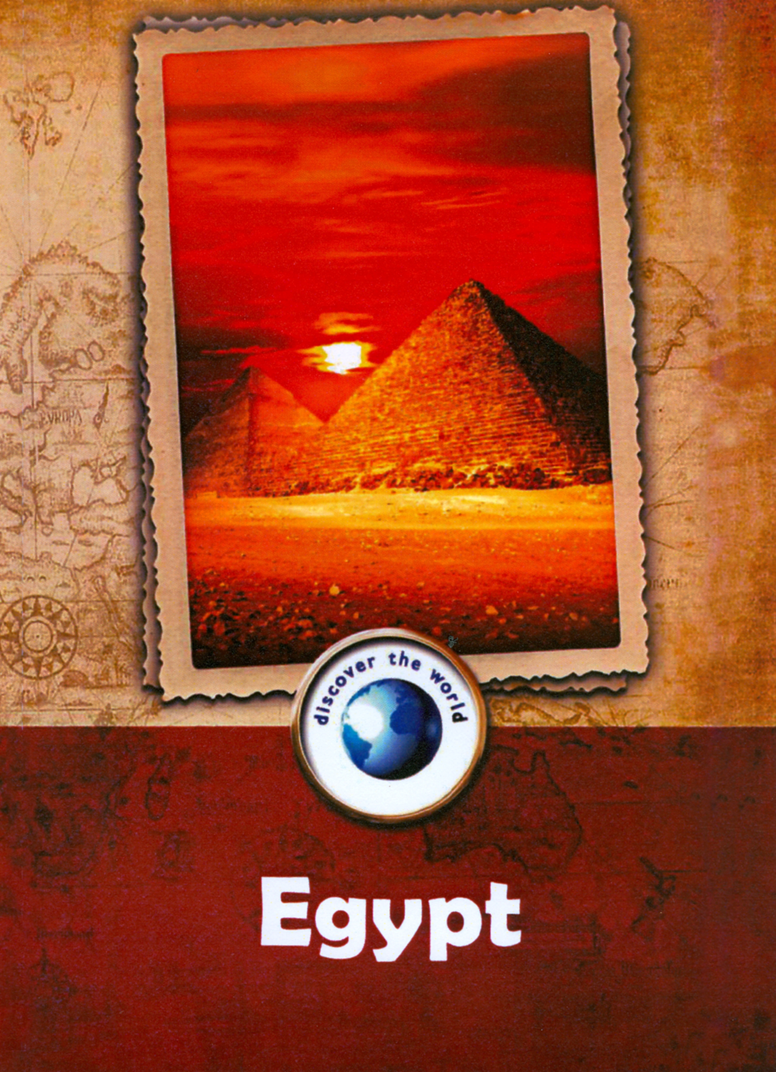 Discover the World: Egypt