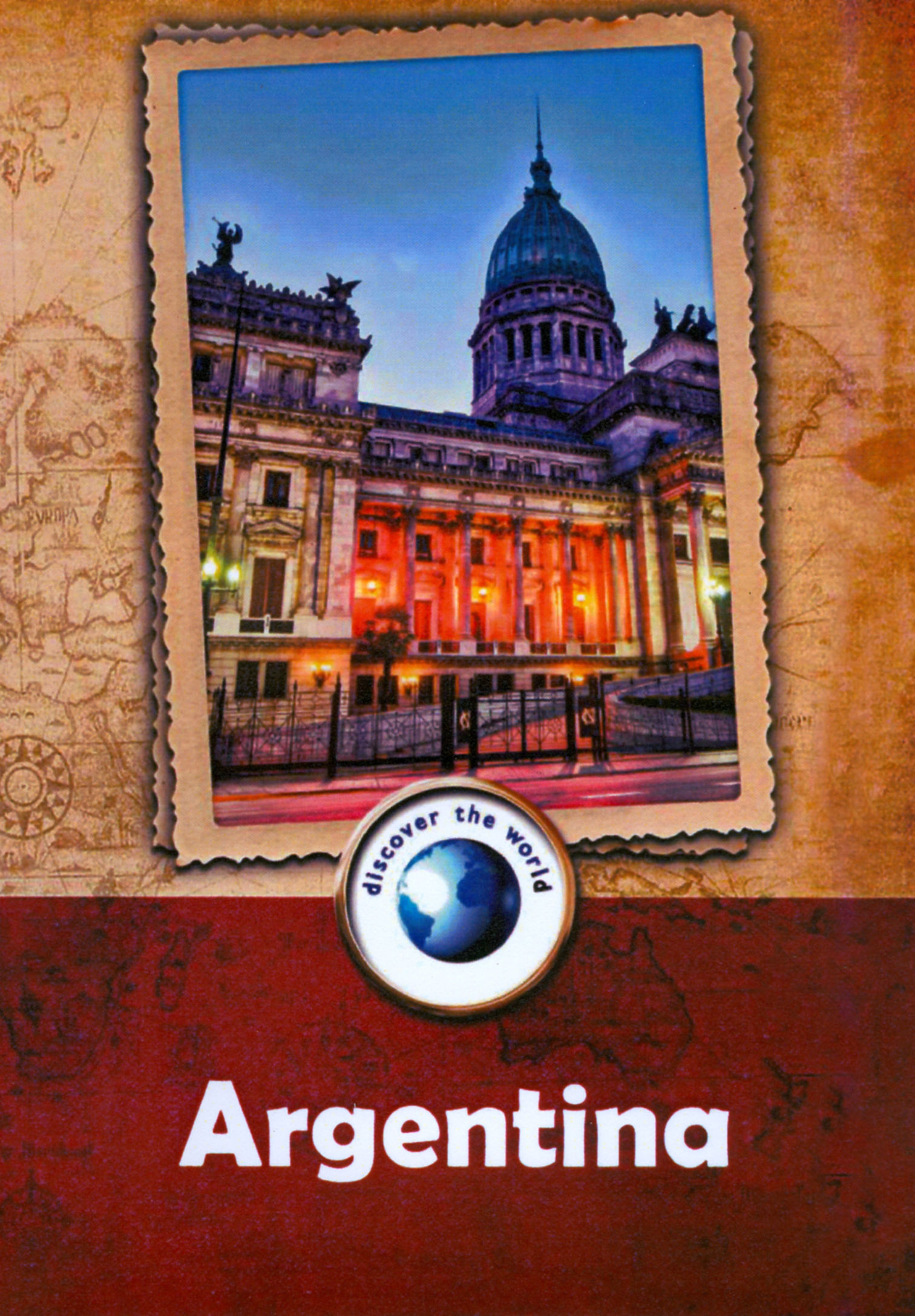 Discover the World: Argentina