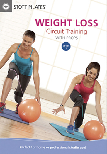 Stott Pilates: Weight Loss Circuit Training with Props - Level 2