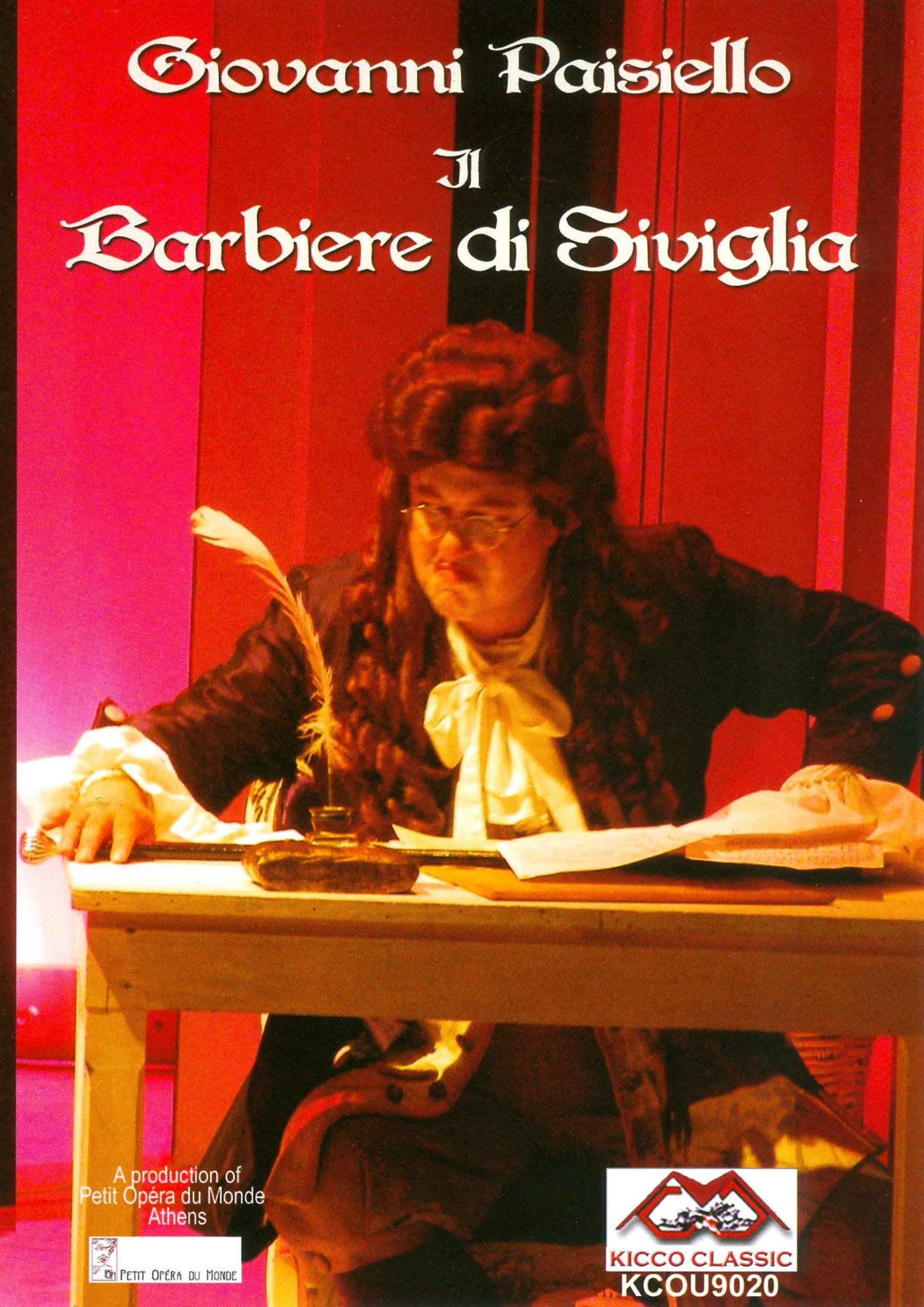 Il Barbiere di Siviglia (Petite Opera du Monde, Athens)