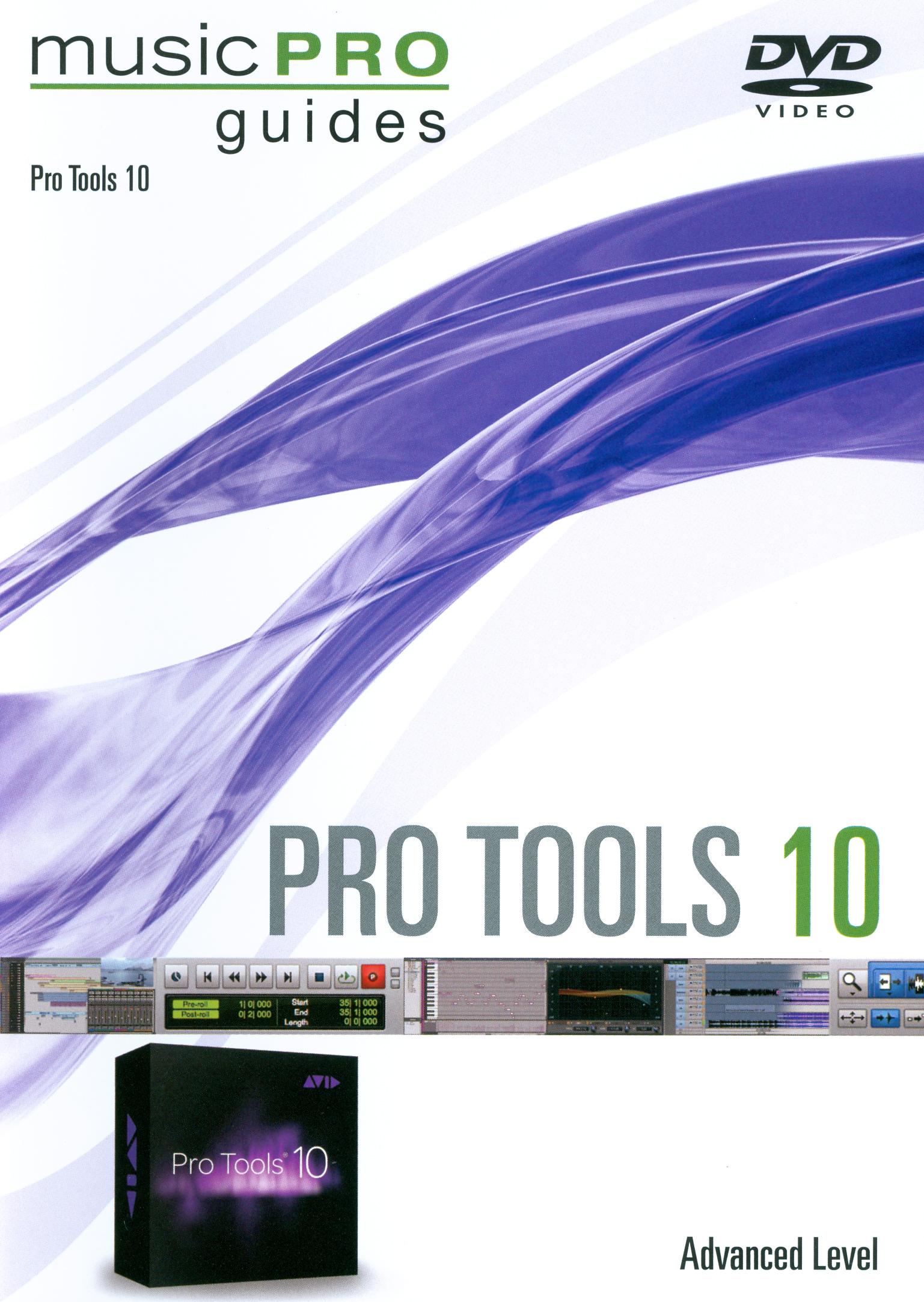Pro Tools 10: Advanced Level