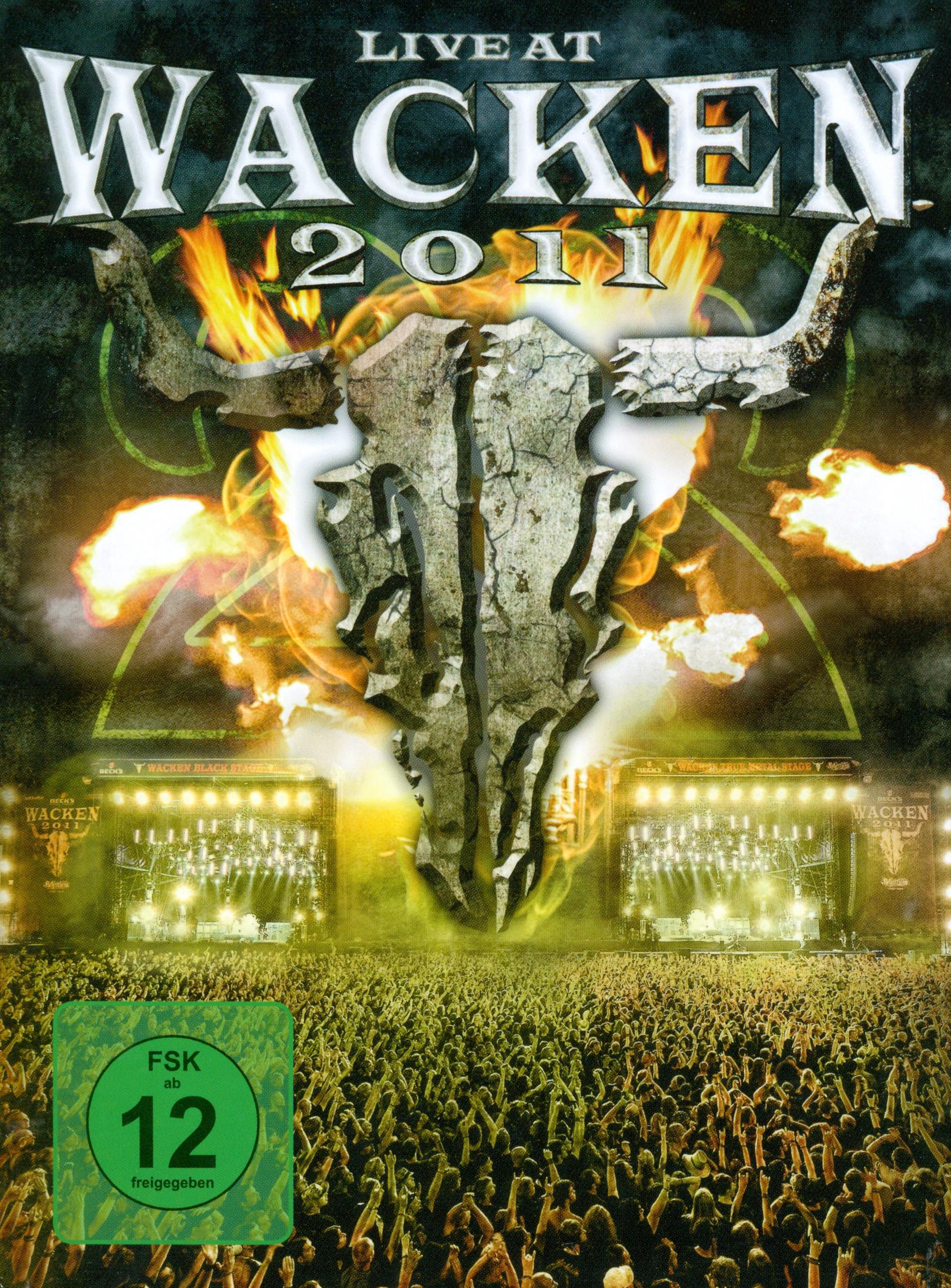 Live at Wacken 2011