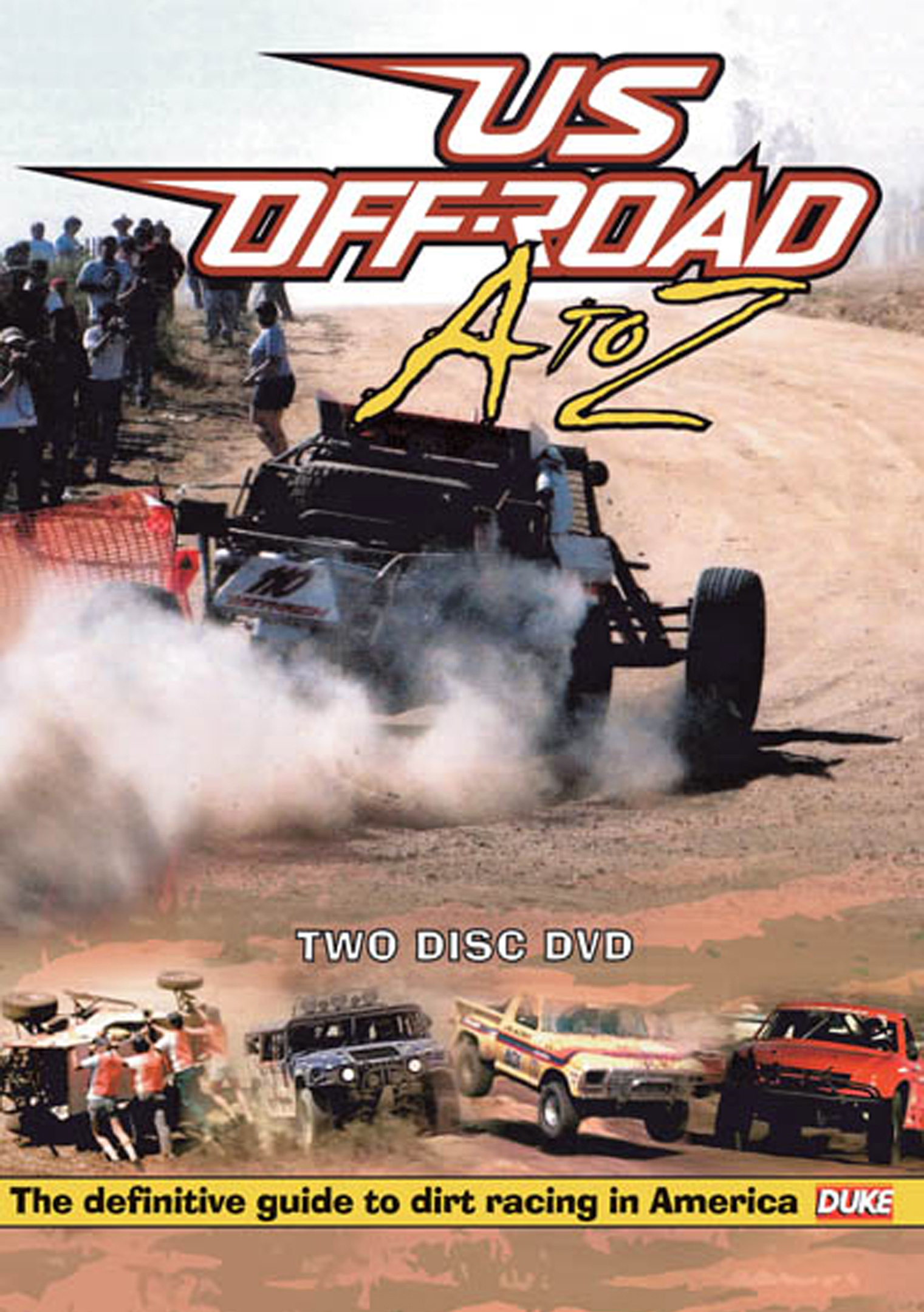 US Offroad A to Z