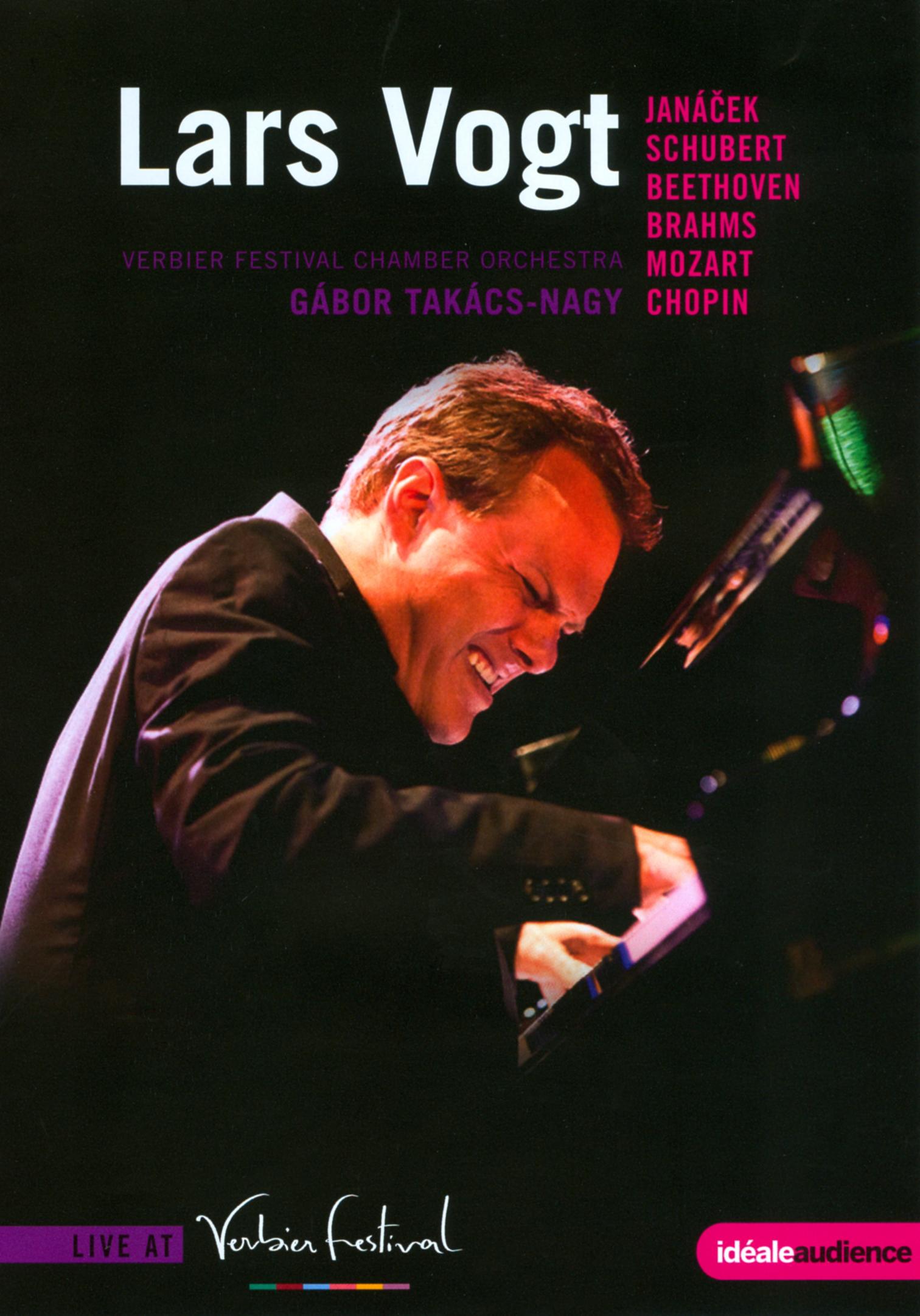 Lars Vogt: Live at Verbier Festival