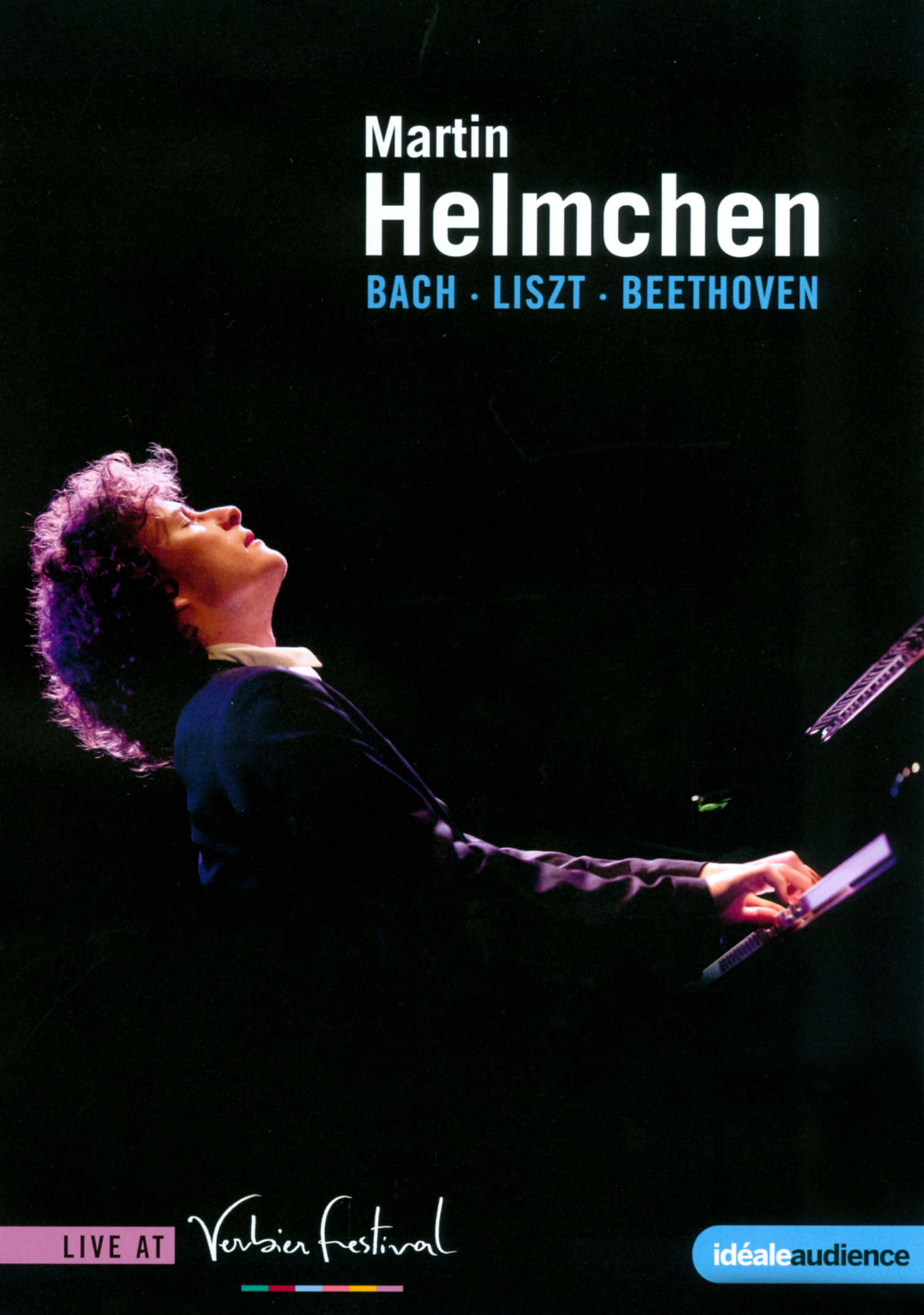 Martin Helmchen: Bach/Liszt/Beethoven - Live at Verbier Festival