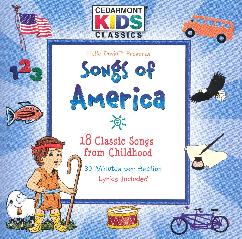 Cedarmont Kids: Songs of America