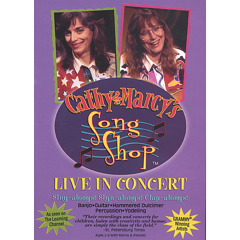 Cathy & Marcy's Song Shop: Live in Concert
