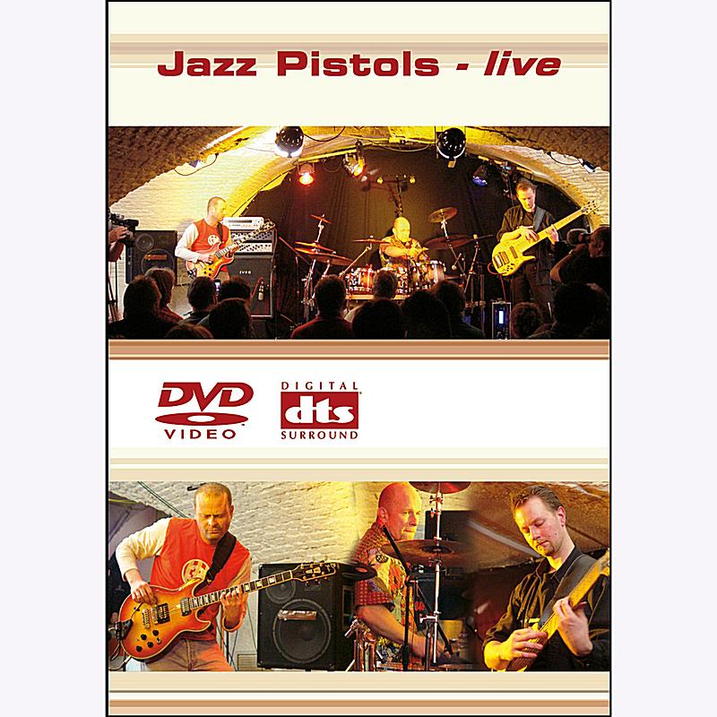 Jazz Pistols: Live