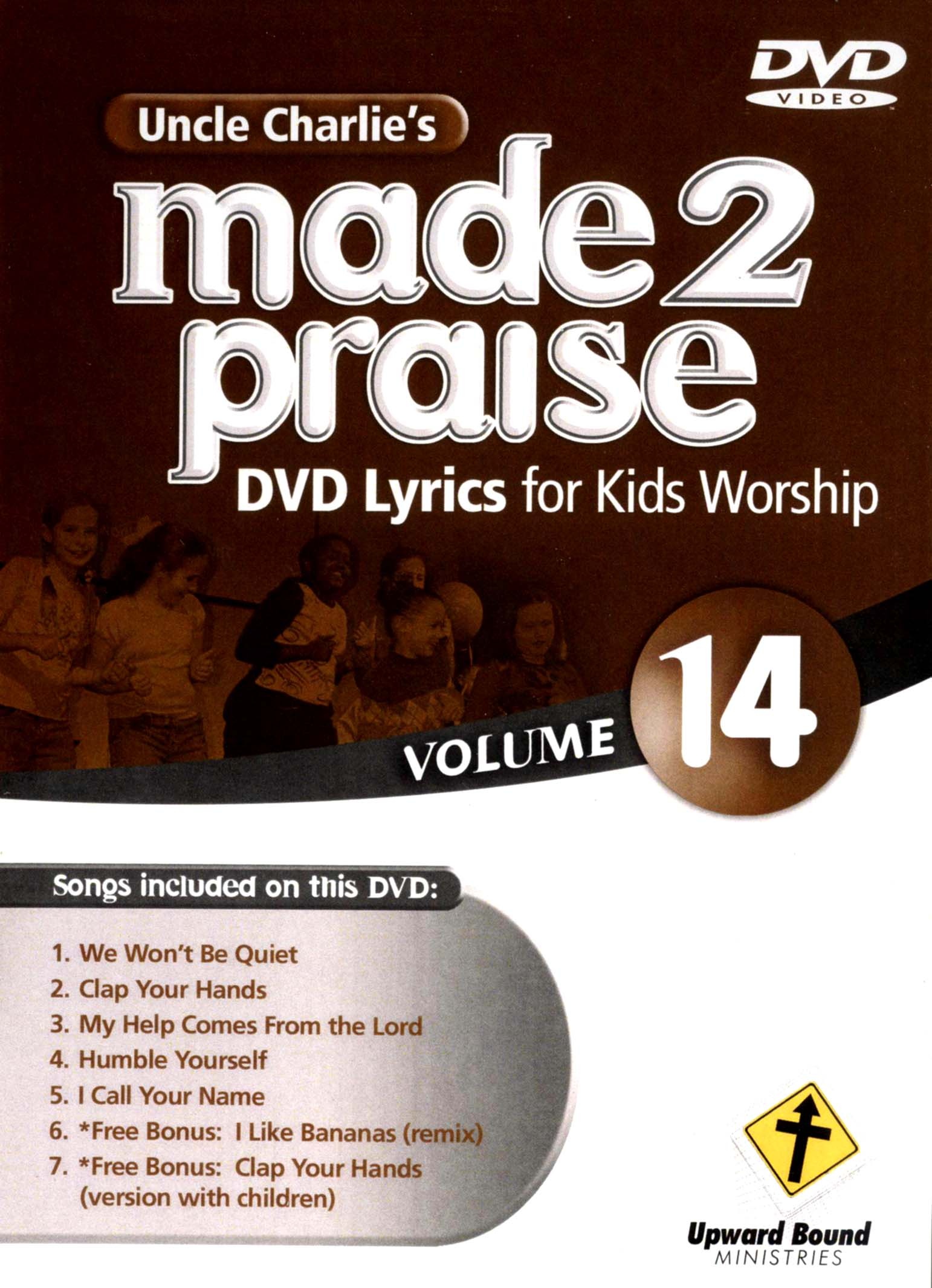 Uncle Charlie's Made 2 Praise, Vol. 14