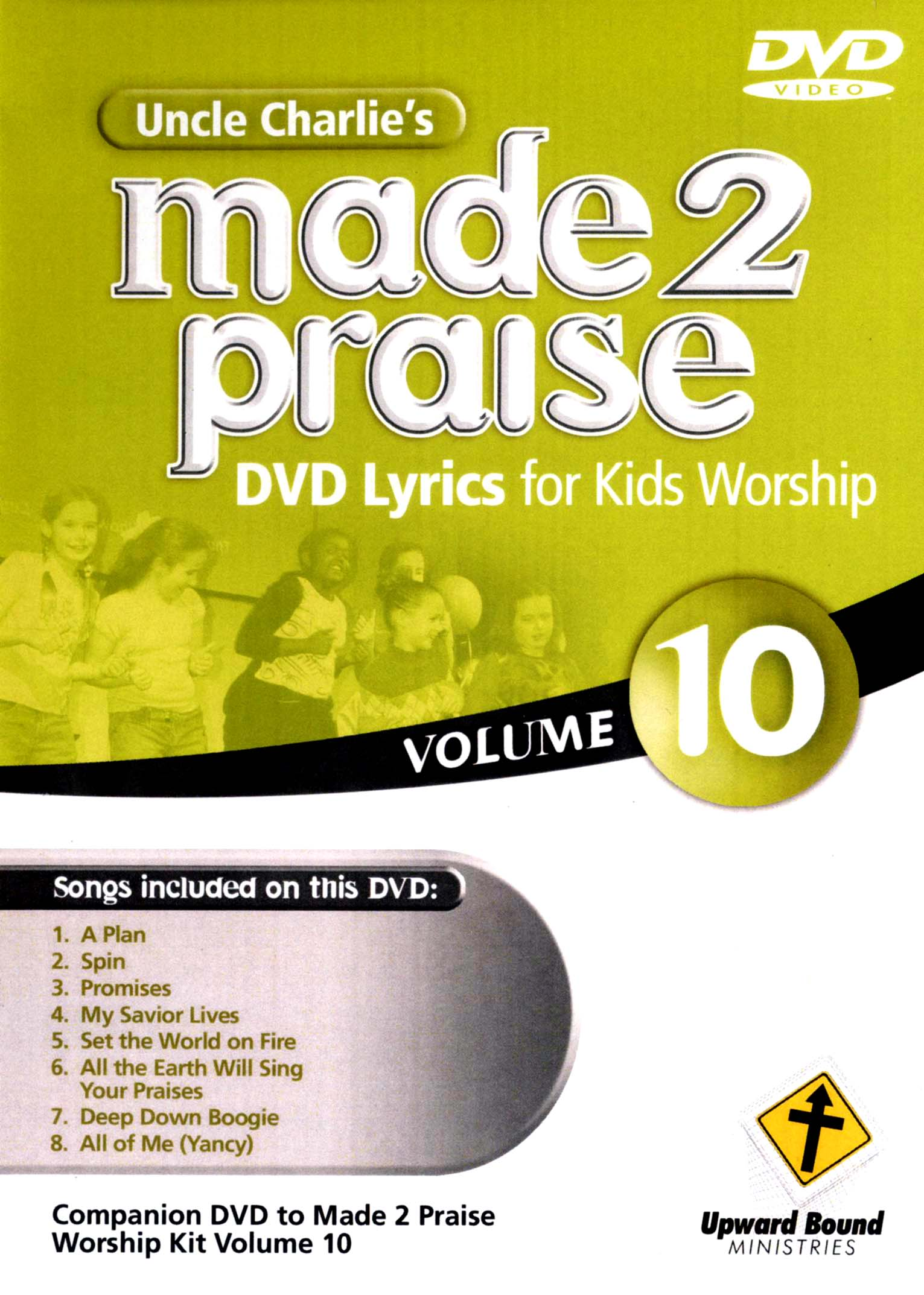 Uncle Charlie's Made 2 Praise, Vol. 10