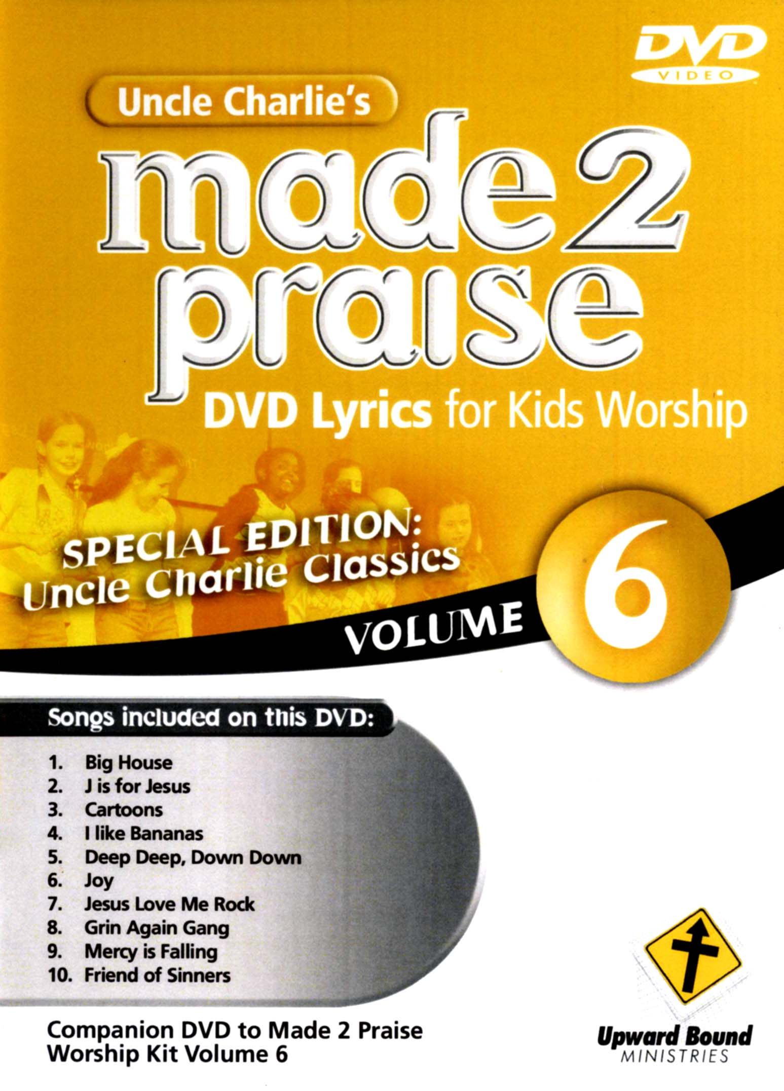 Uncle Charlie's Made 2 Praise, Vol. 6