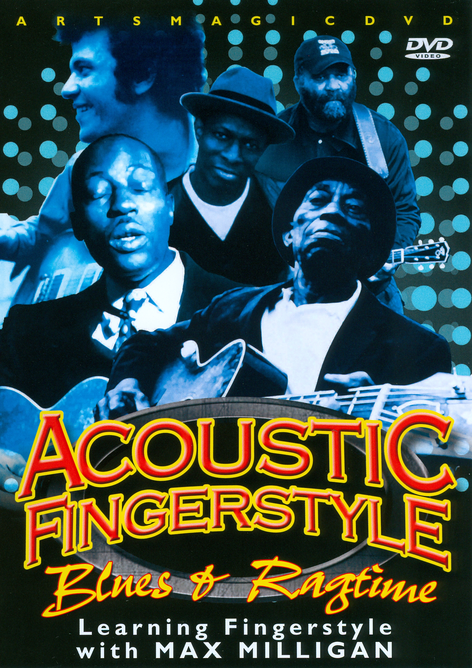 Acoustic Fingerstyle: Blues & Ragtime