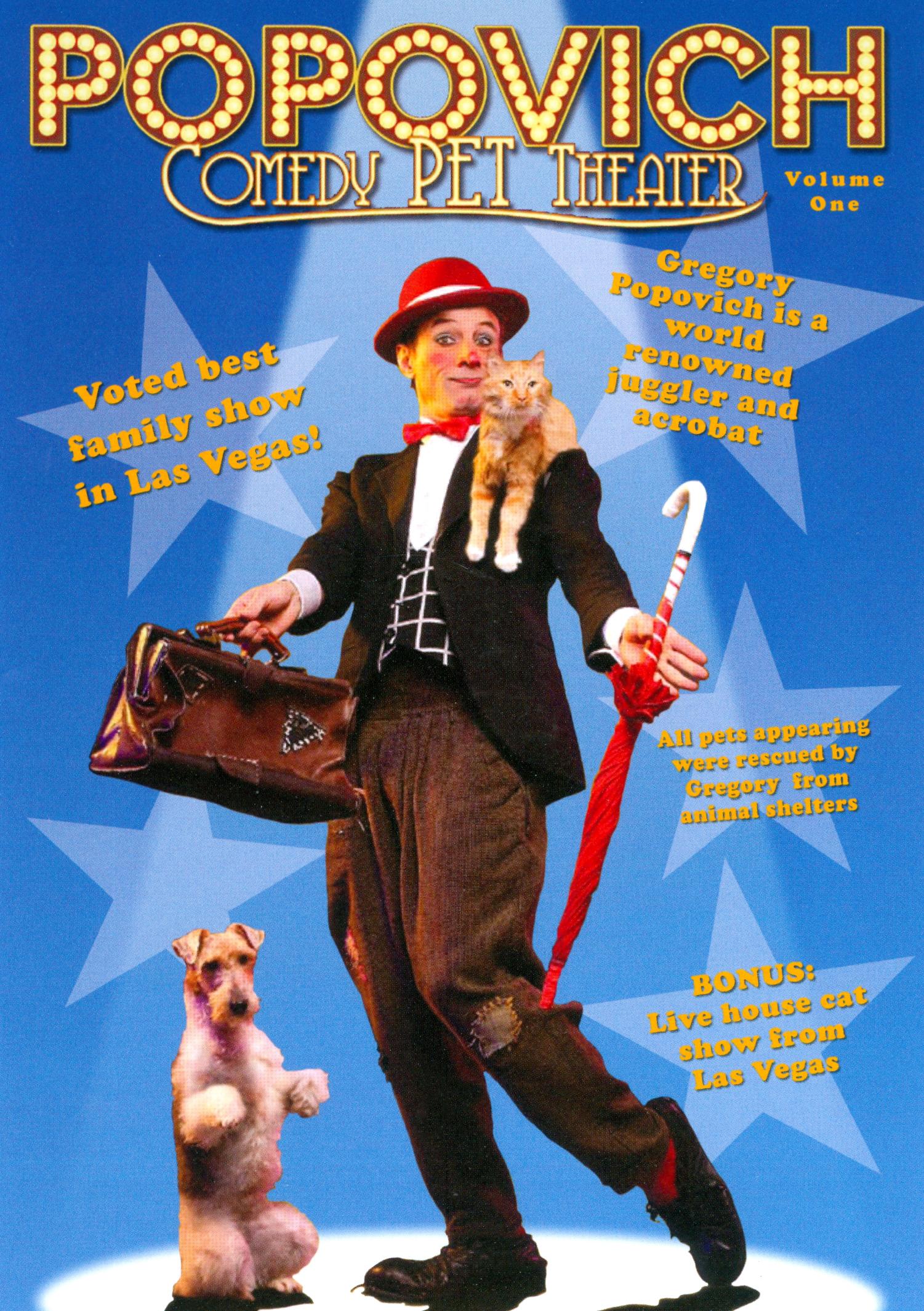Popovich: Comedy Pet Theater, Vol. 1