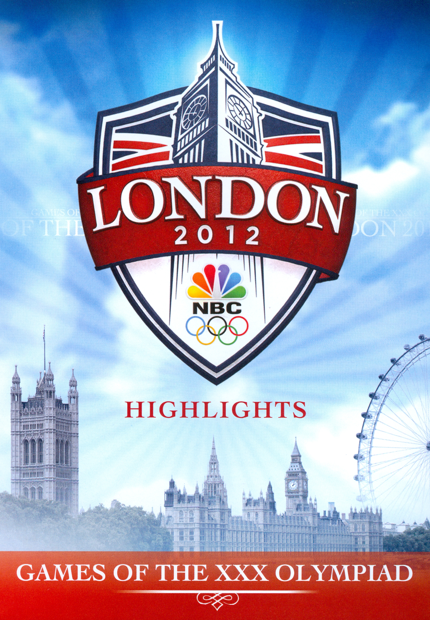Games of the XXX Olympiad: London 2012 Highlights
