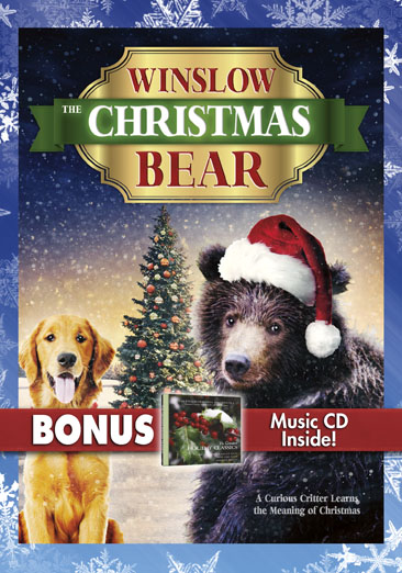 The Winslow Story Book: The Christmas Bear