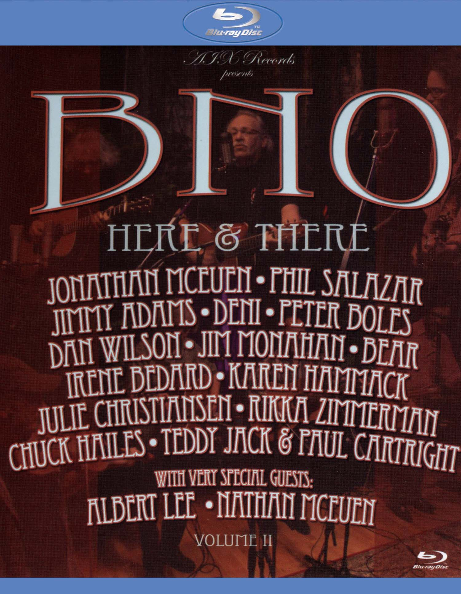 BNO: Here & There, Vol. 2