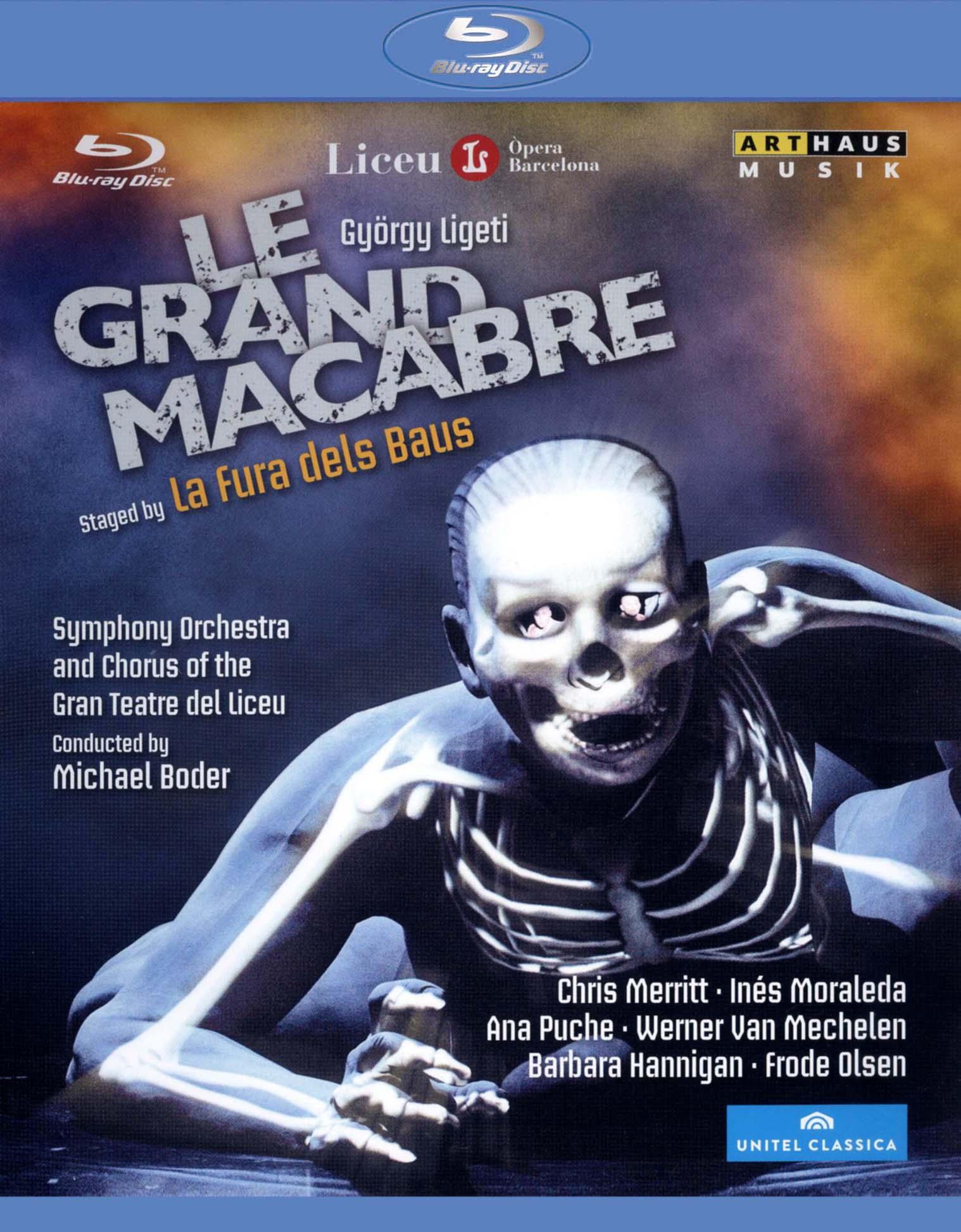 Le Grand Macabre (Gran Teatre del Liceu)