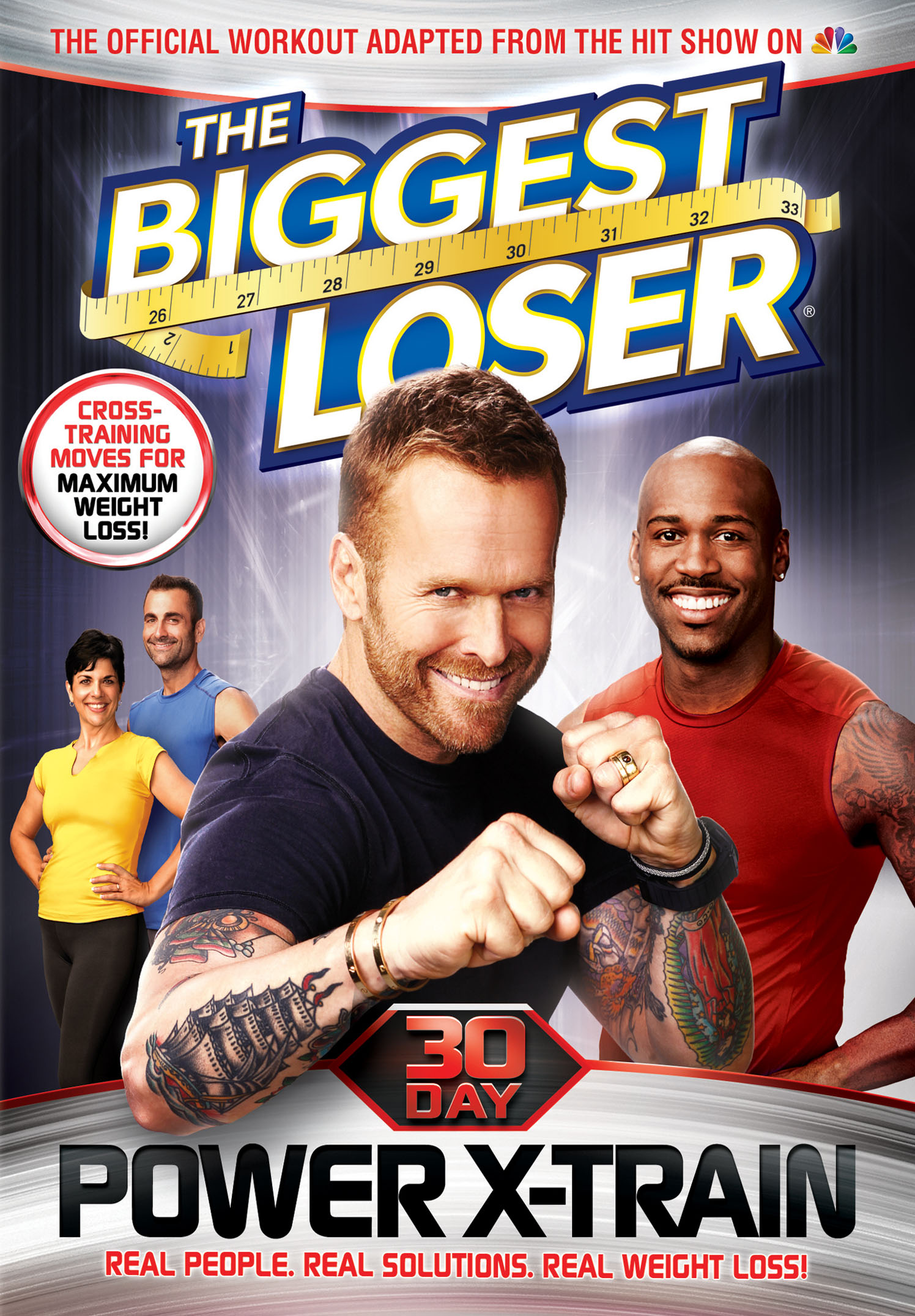 The Biggest Loser: The Workout - 30-Day Power X-Train