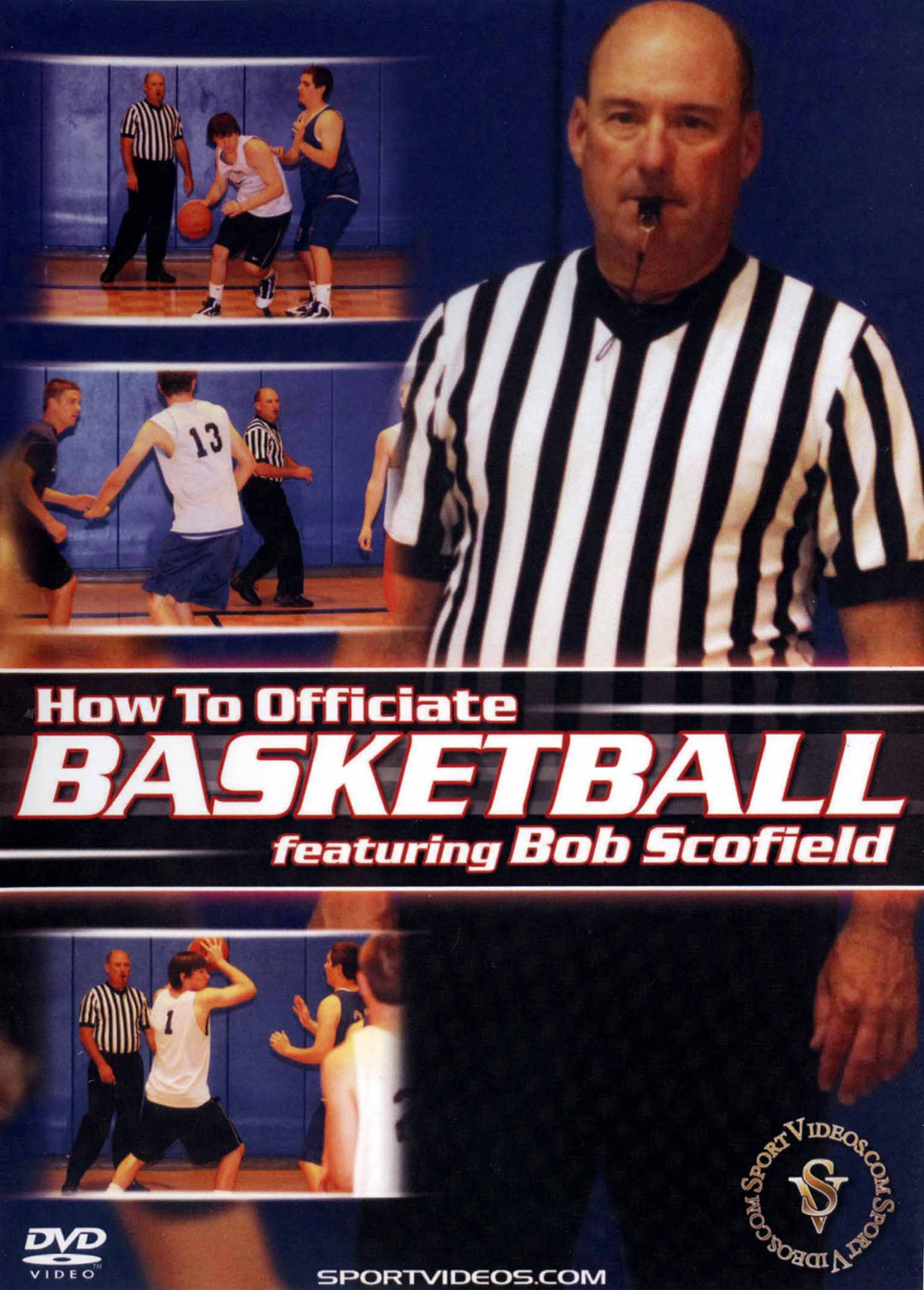 Bob Scofield: How to Officiate Basketball