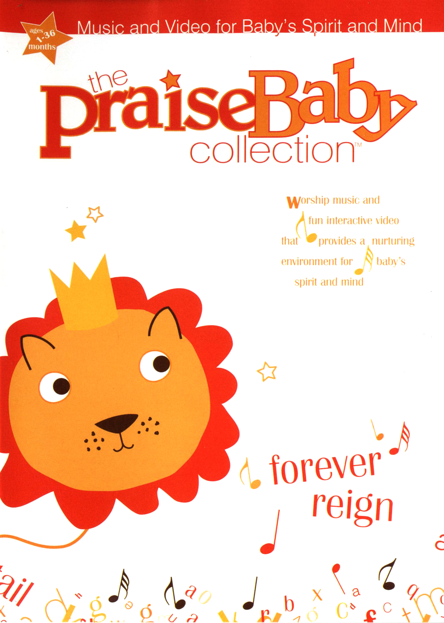 The Praise Baby Collection: Forever Reign