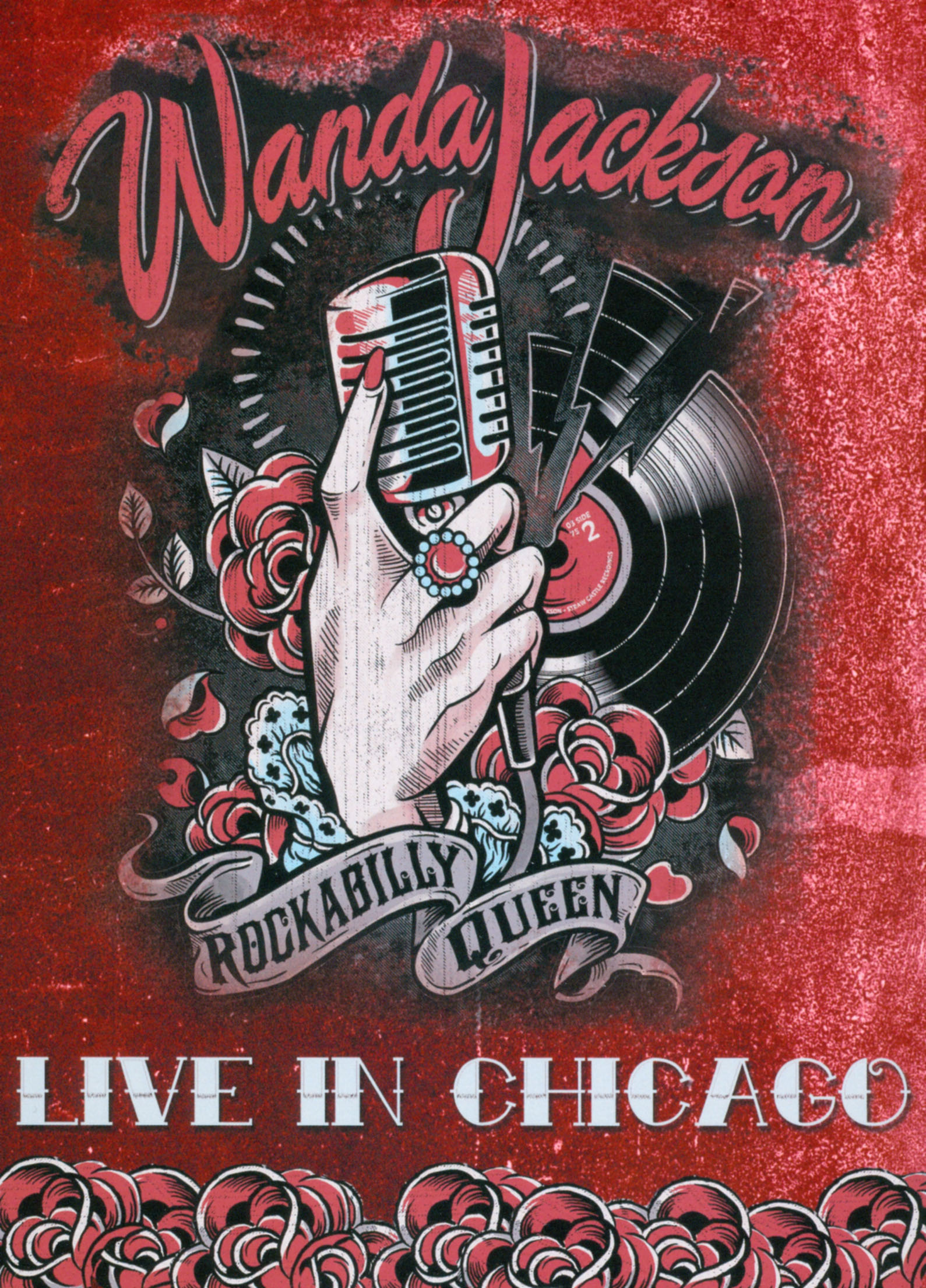 Wanda Jackson: Live in Chicago