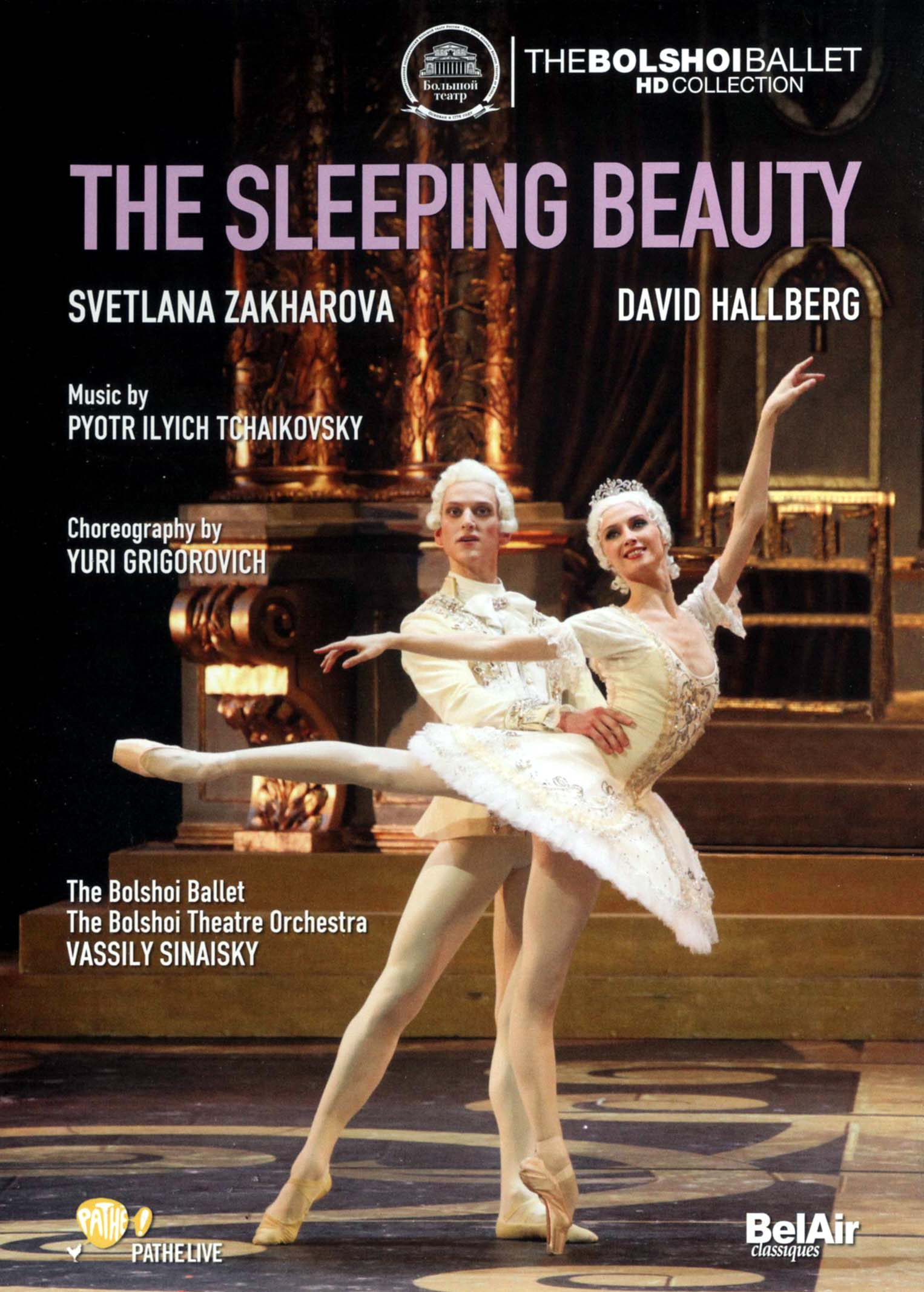 Sleeping Beauty (Bolshoi Ballet)