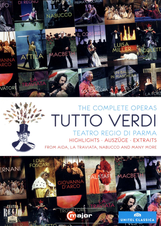 Tutto Verdi: Highlights