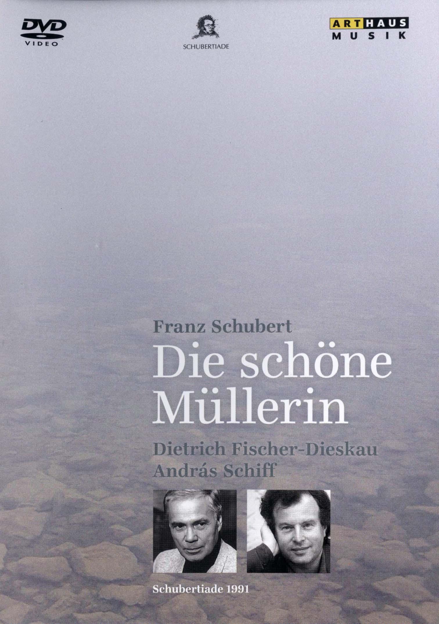 Dietrich Fischer-Dieskau/Andras Schiff: Franz Schubert - Die Schöne Müllerin