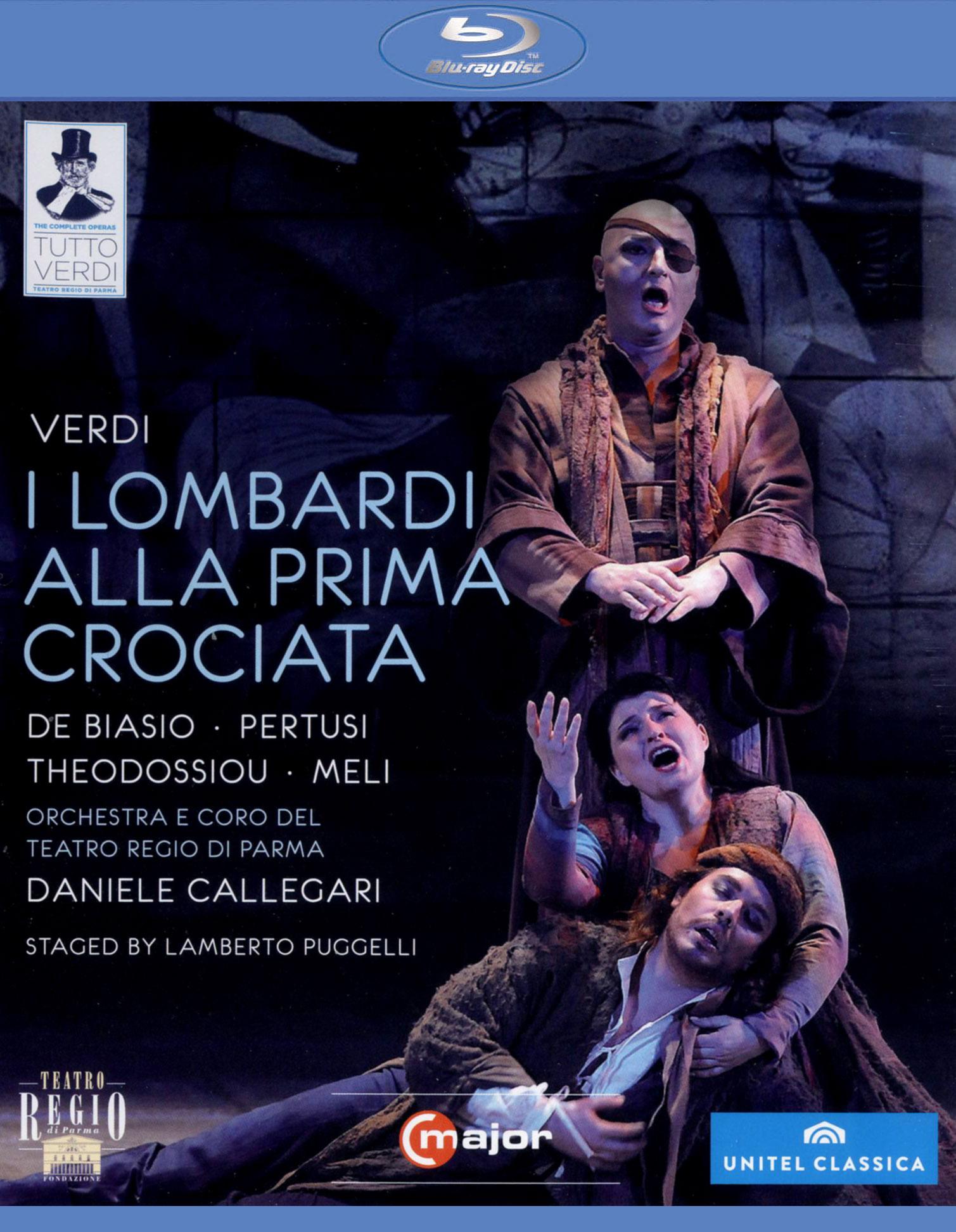 I Lombardi alla Prima Crociata (Teatro Regio di Parma)