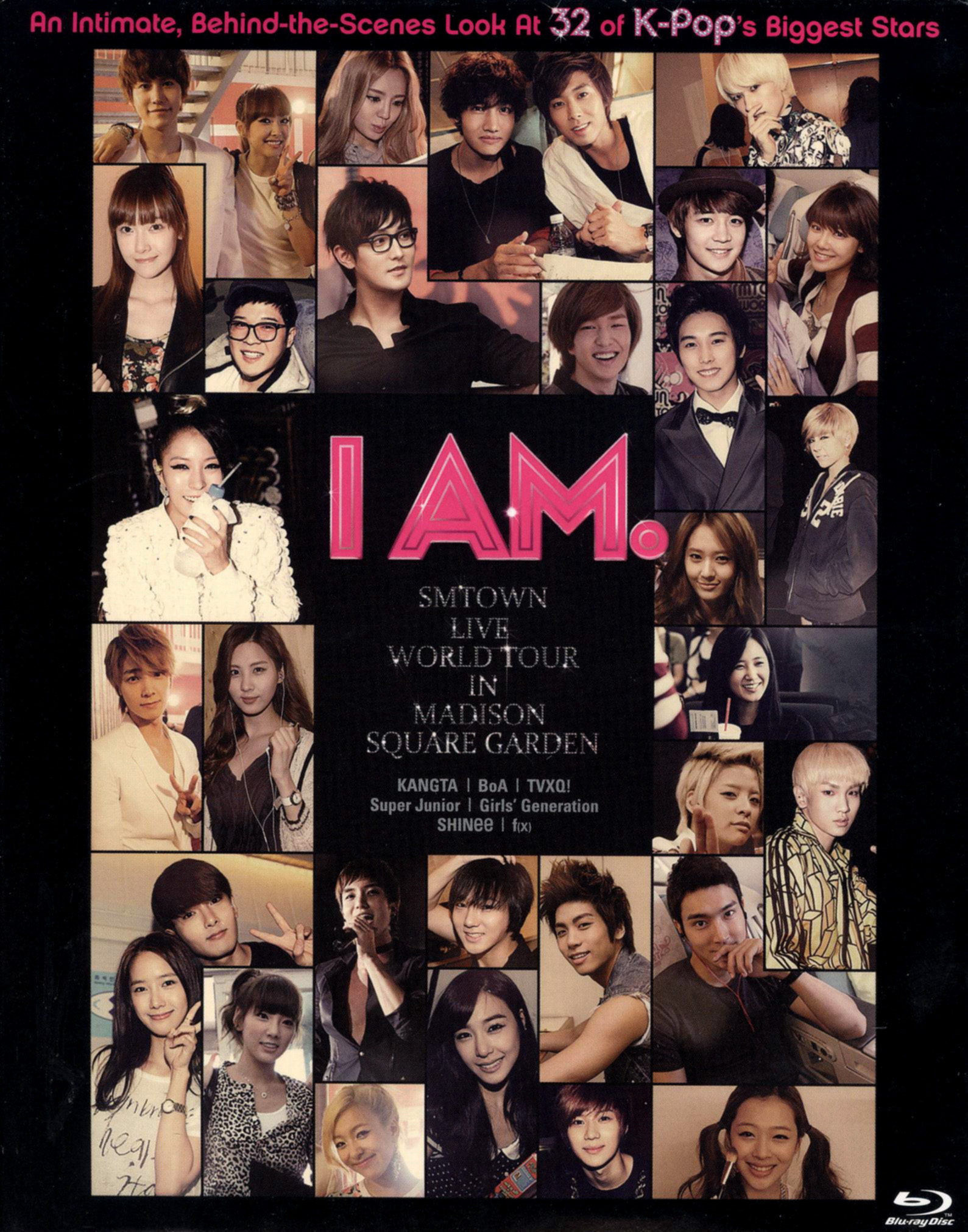 SMTOWN: I Am