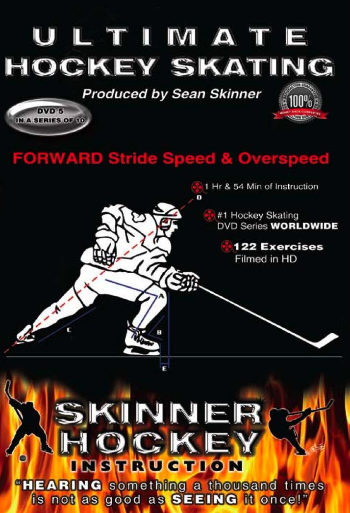 Forward Stride Speed & Over Speed