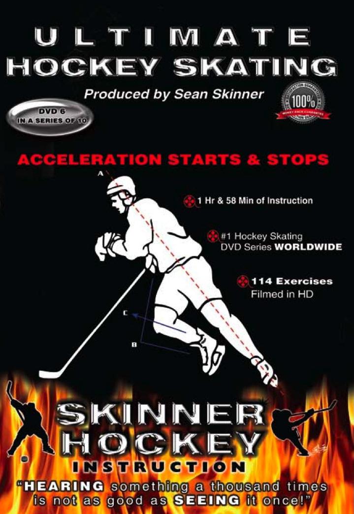 Acceleration Starts & Stops
