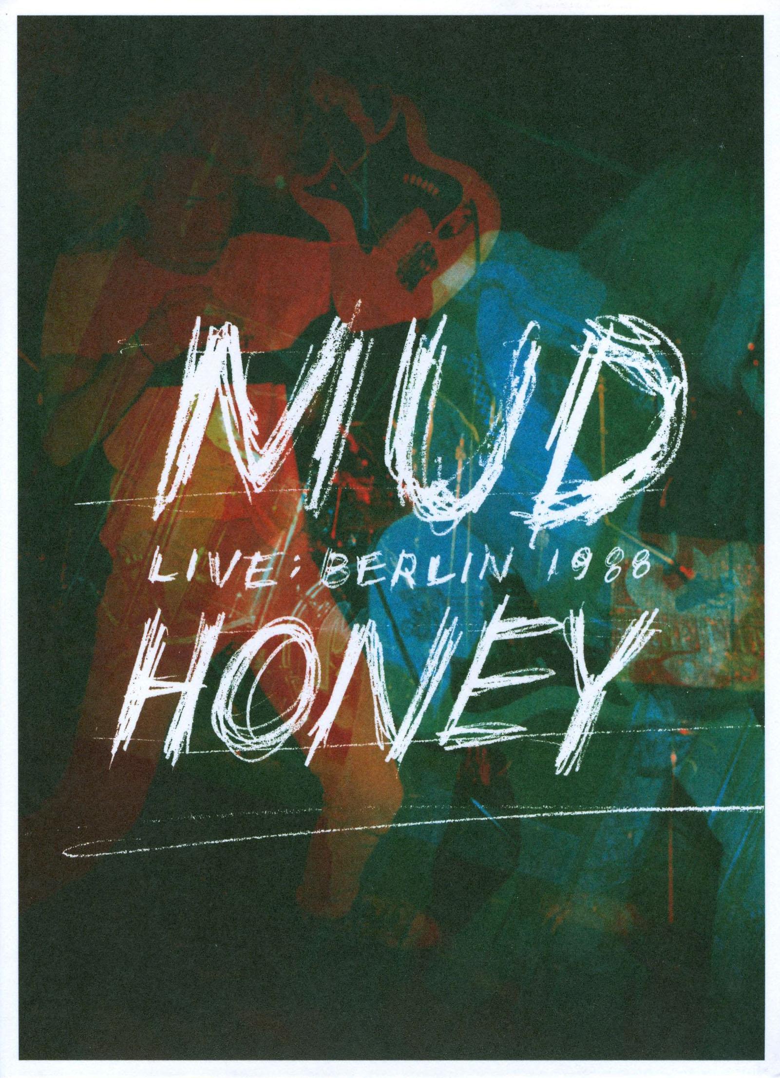 Mudhoney: Live - Berlin 1988