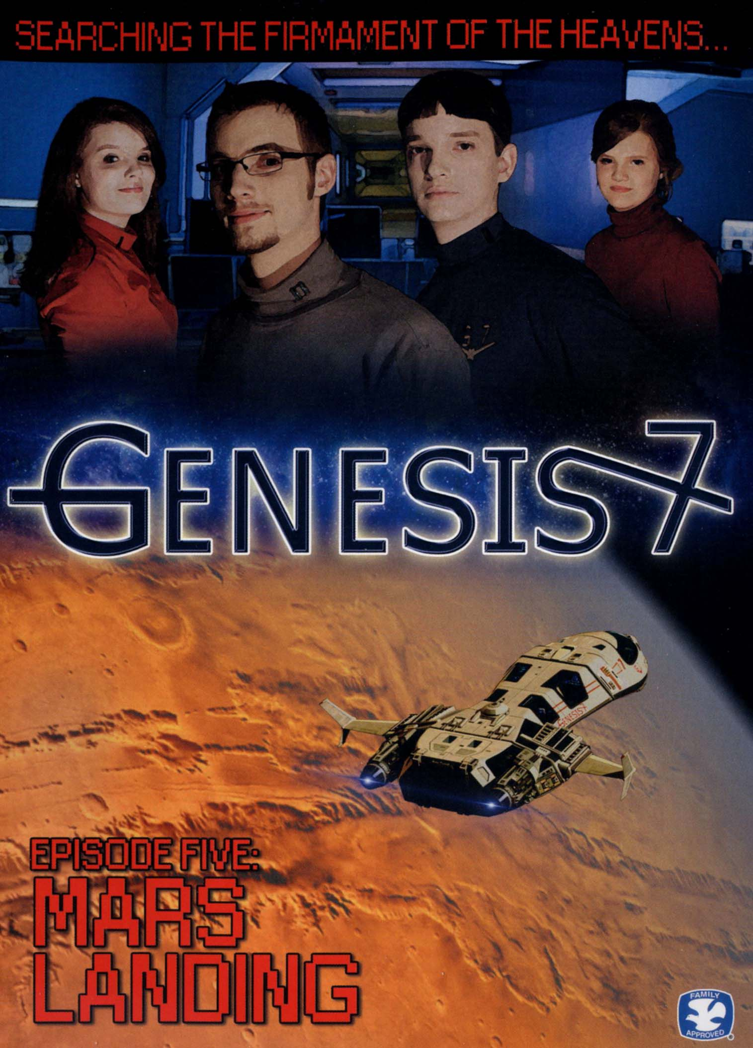 Genesis 7: Episode Five - Mars Landing
