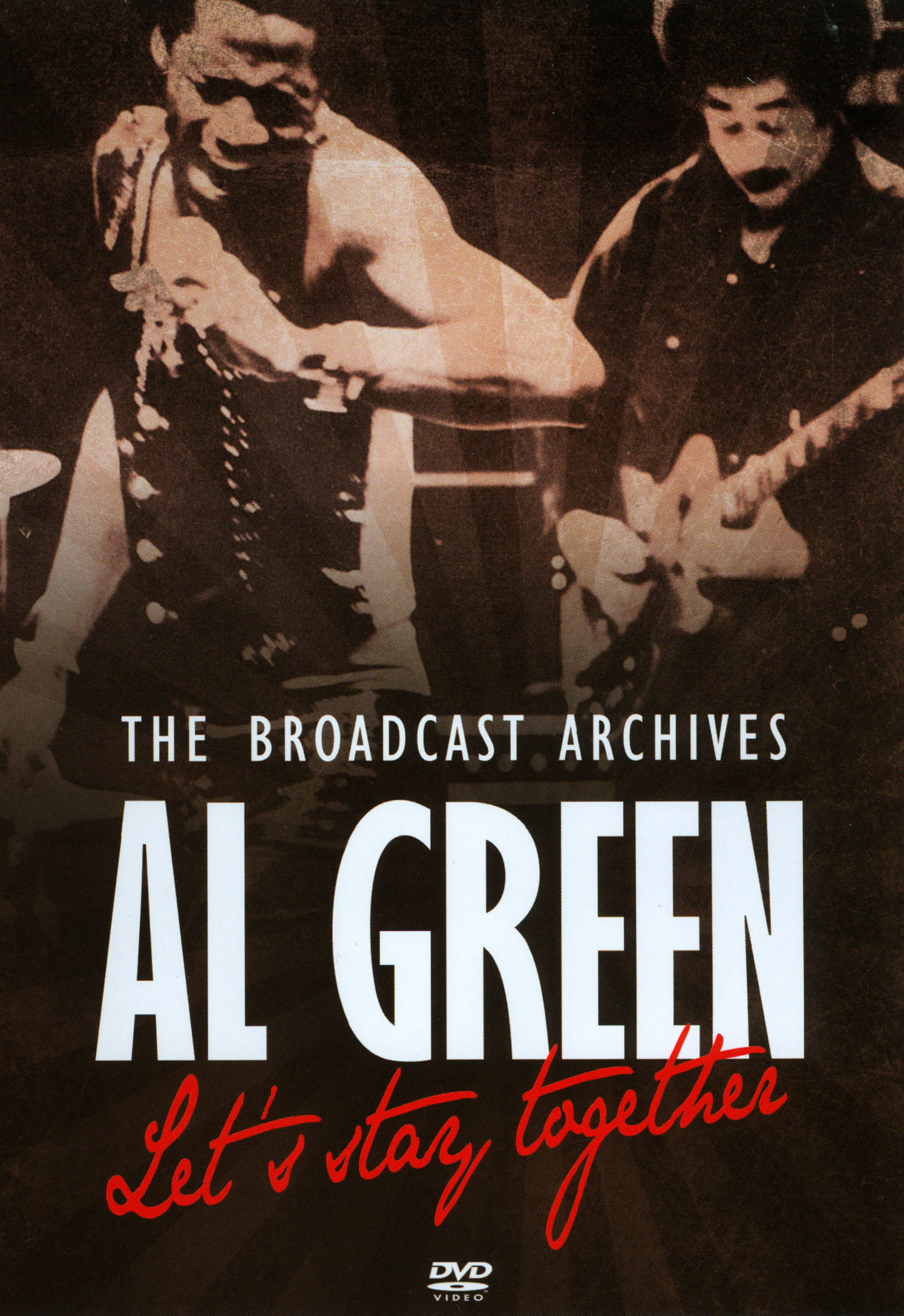 Al Green: Let's Stay Together - The Broadcast Archives